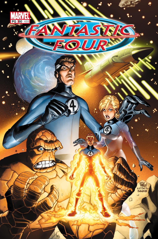 Fantastic Four (1998) 60 Page 1