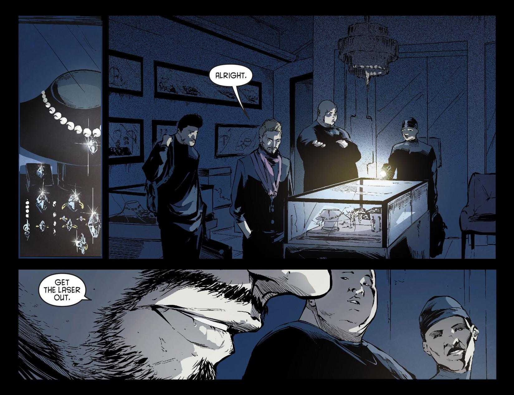 Read online Arrow [II] comic -  Issue #7 - 3