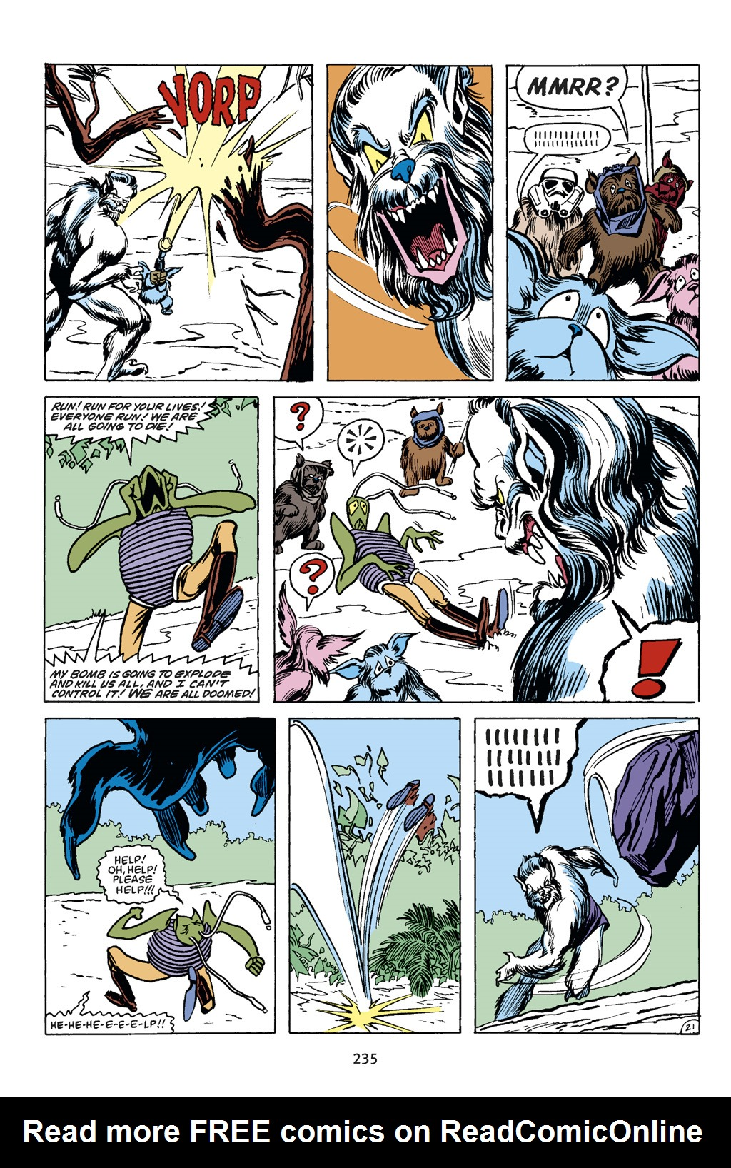 Read online Star Wars Omnibus comic -  Issue # Vol. 21 - 226