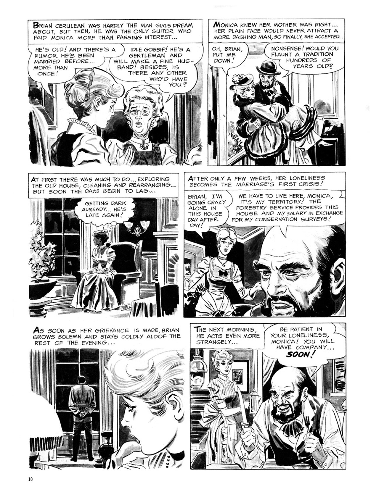Read online Eerie Archives comic -  Issue # TPB 1 - 11