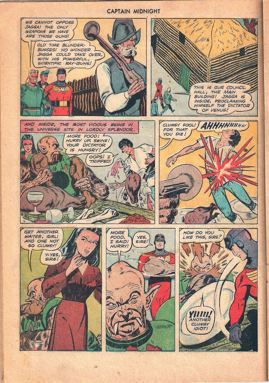 Captain Midnight (1942) issue 53 - Page 20