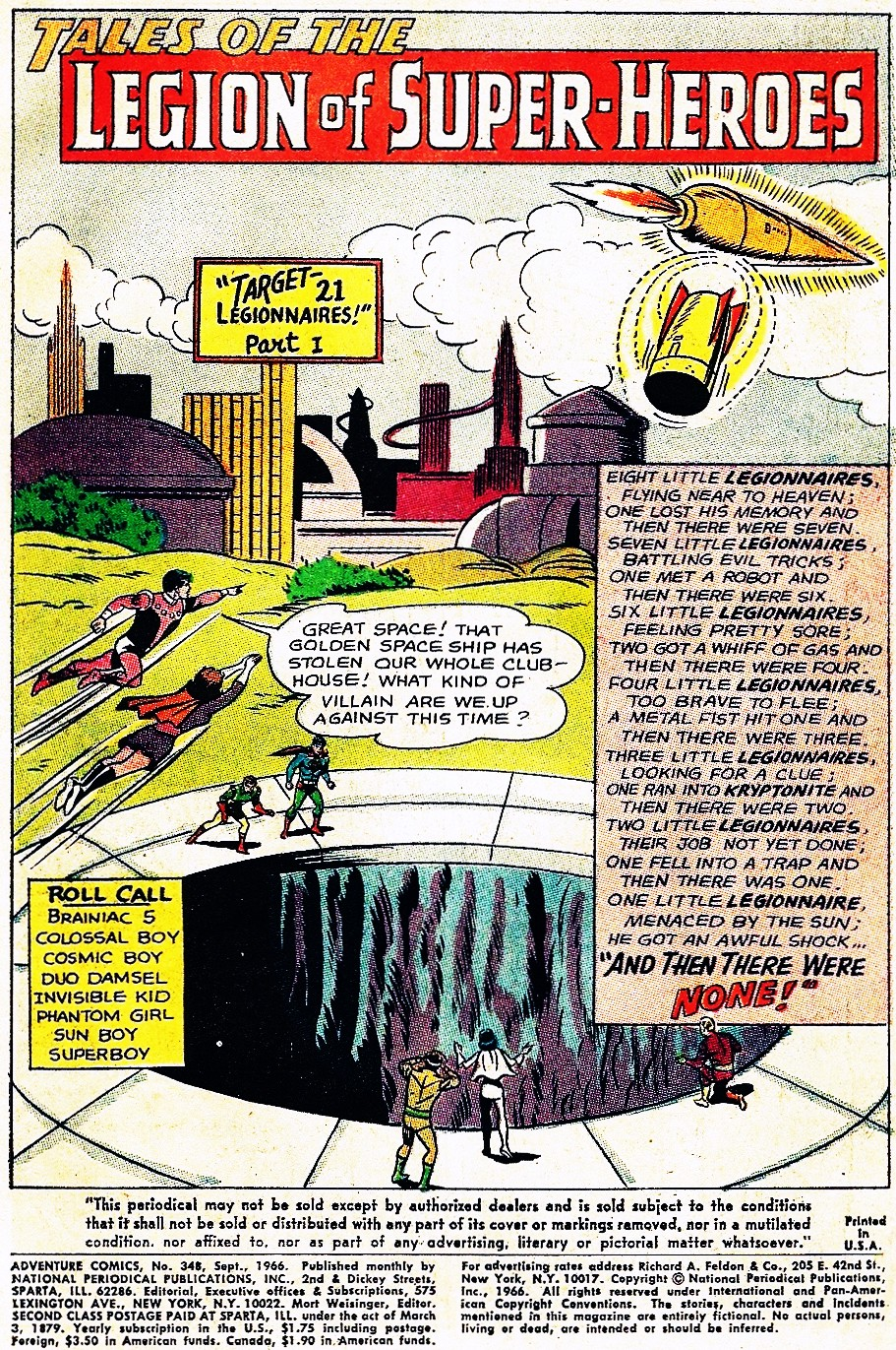 Read online Adventure Comics (1938) comic -  Issue #348 - 3