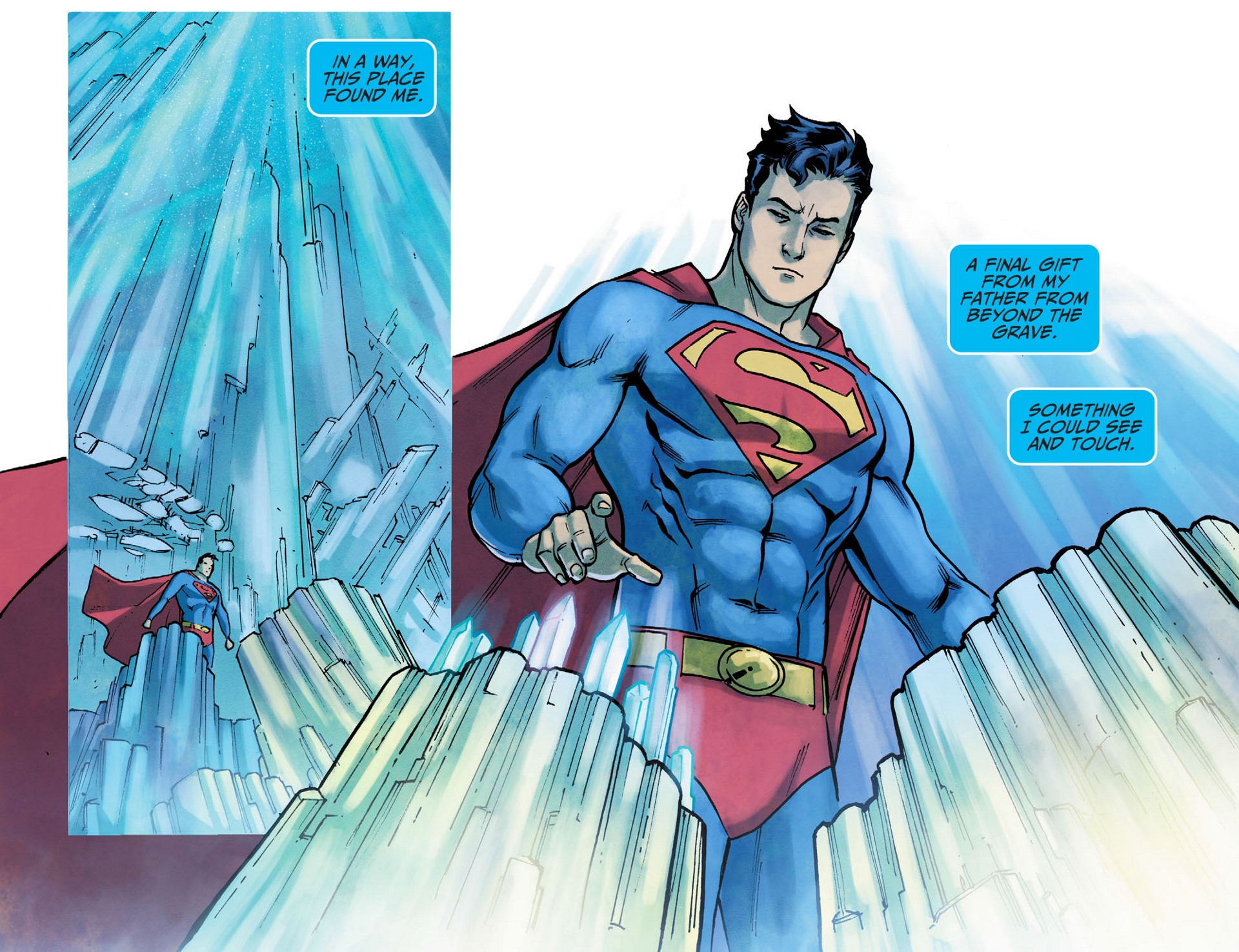 Read online Adventures of Superman [I] comic -  Issue #16 - 10