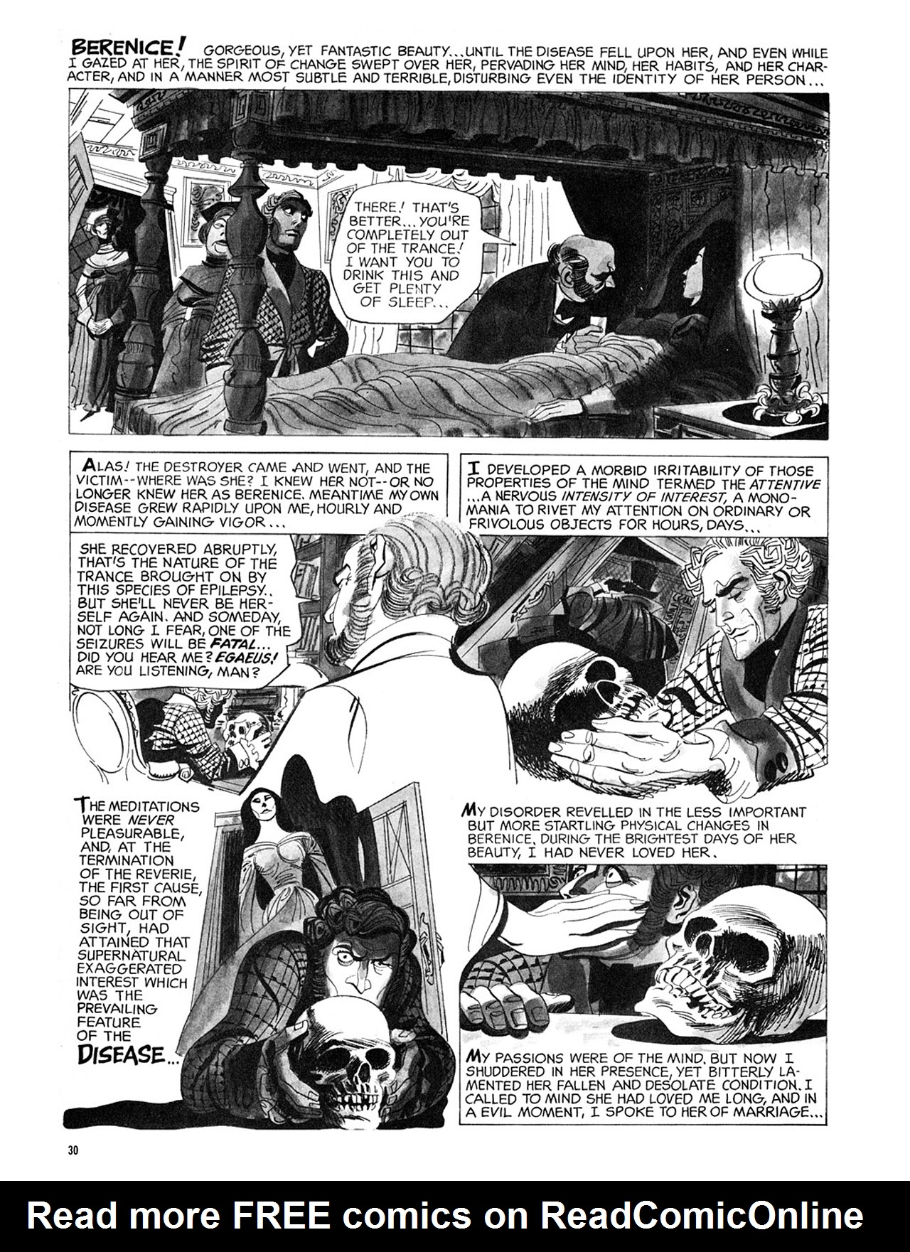 Read online Eerie Archives comic -  Issue # TPB 3 - 31