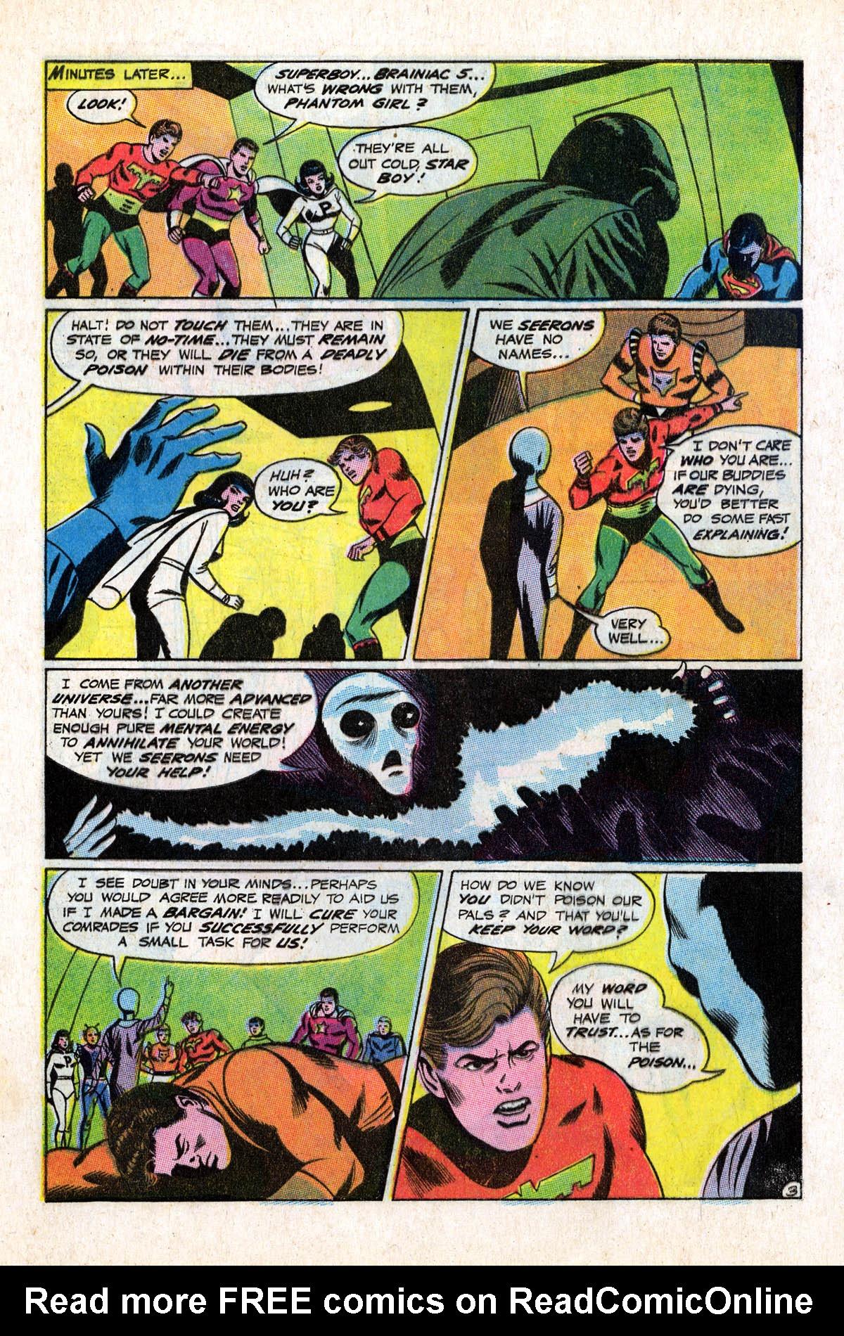 Read online Adventure Comics (1938) comic -  Issue #379 - 5