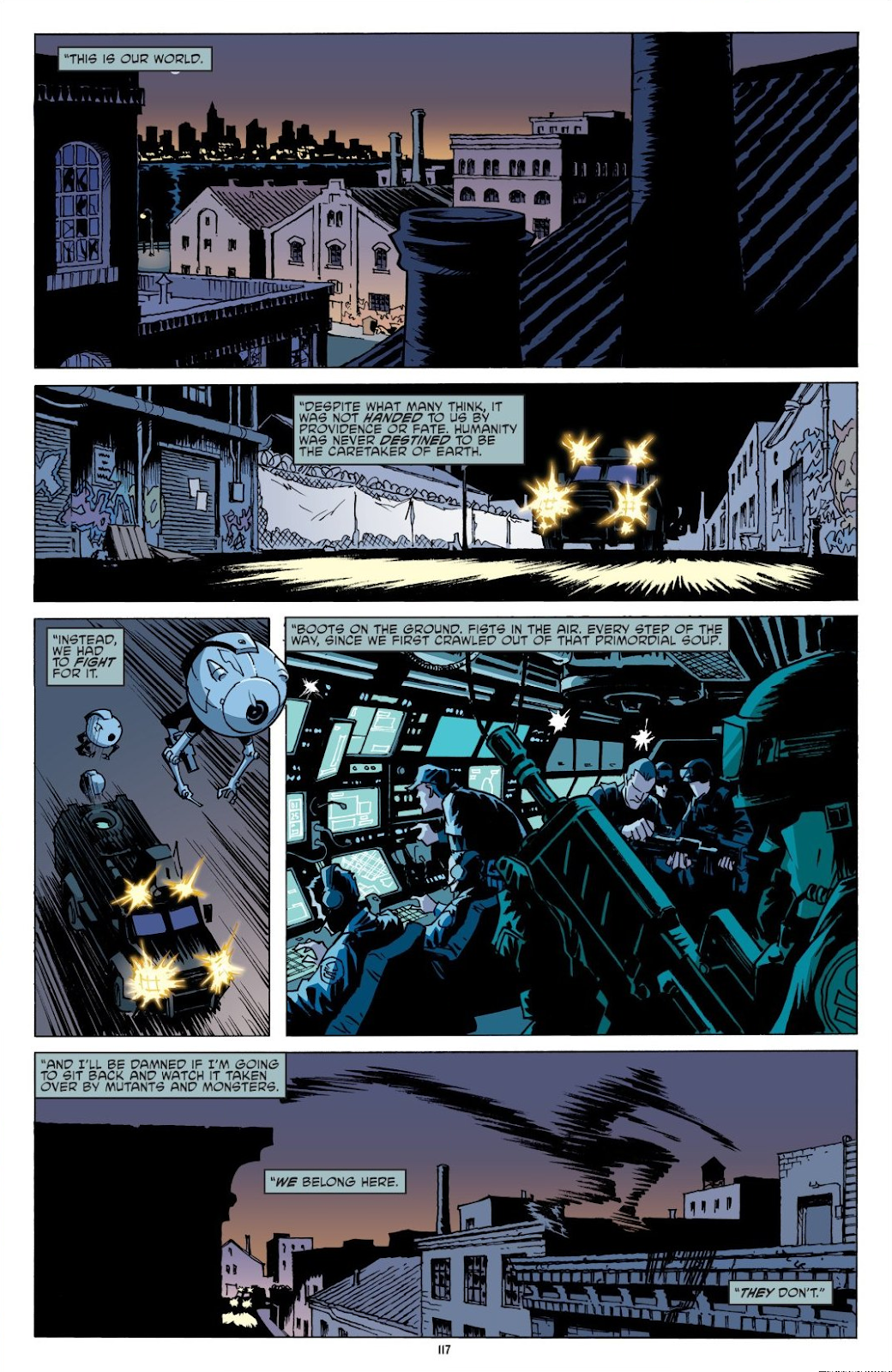 Read online Teenage Mutant Ninja Turtles: The IDW Collection comic -  Issue # TPB 8 (Part 2) - 16