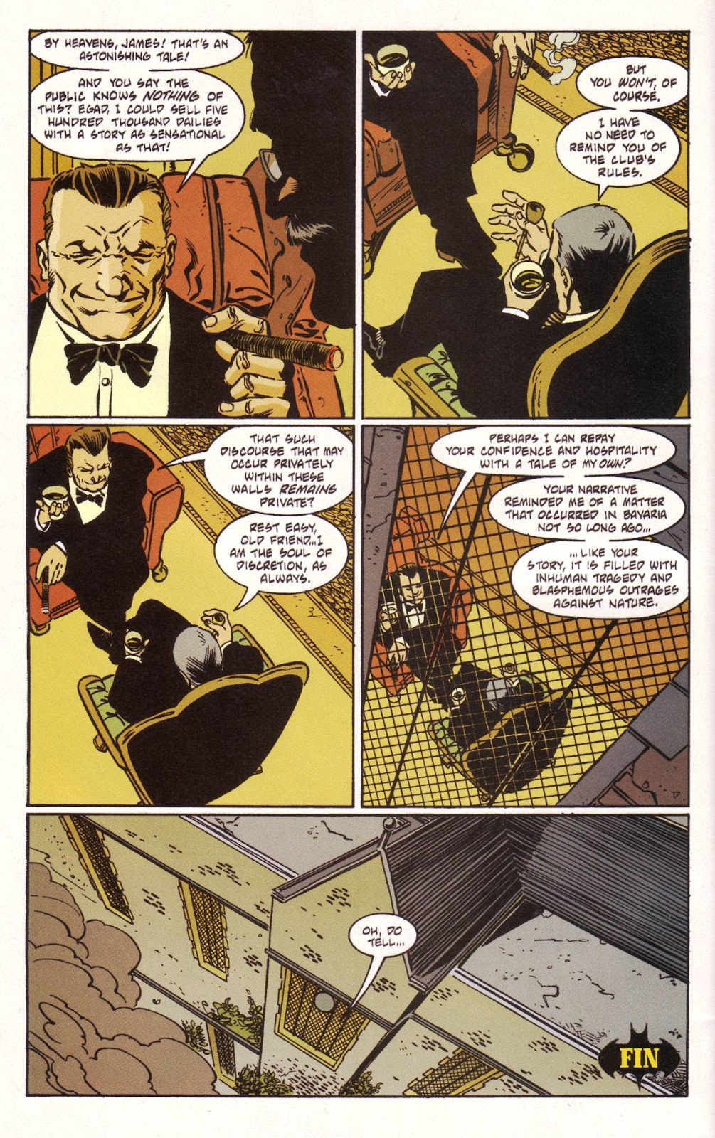 Batman: Two Faces issue Full - Page 55