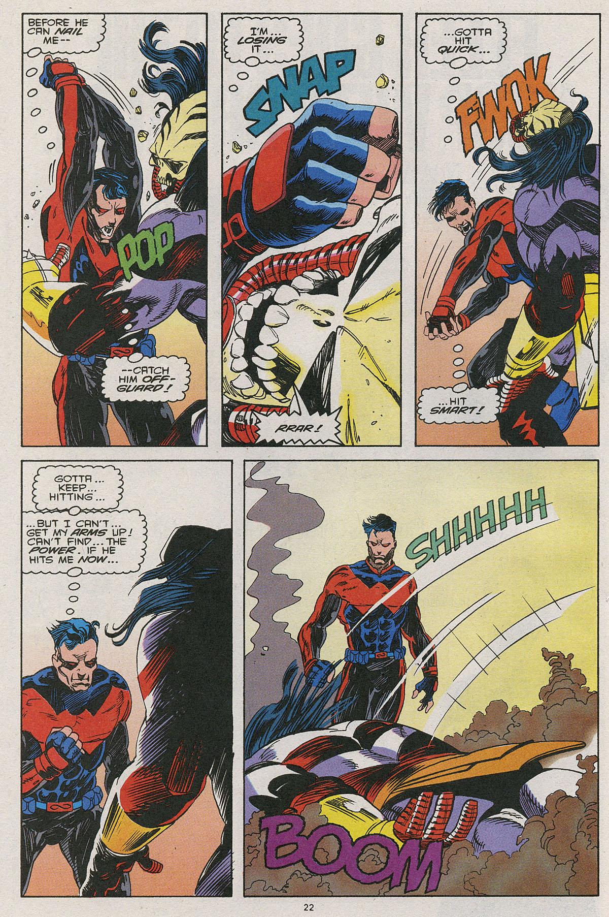 Read online Wonder Man (1991) comic -  Issue #27 - 17