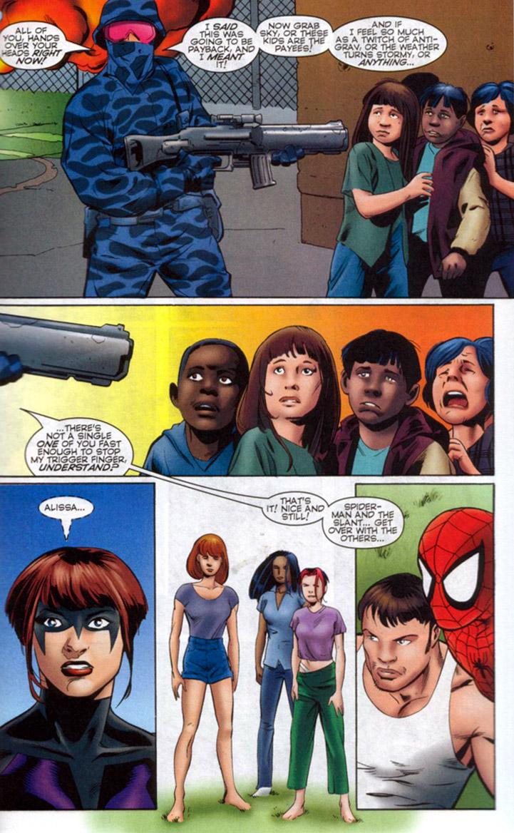 Read online Spider-Man/Gen13 comic -  Issue # Full - 44