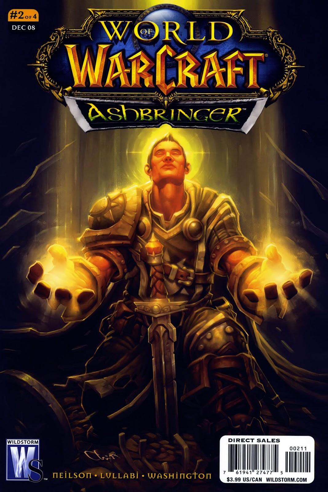 World of Warcraft: Ashbringer issue 2 - Page 1