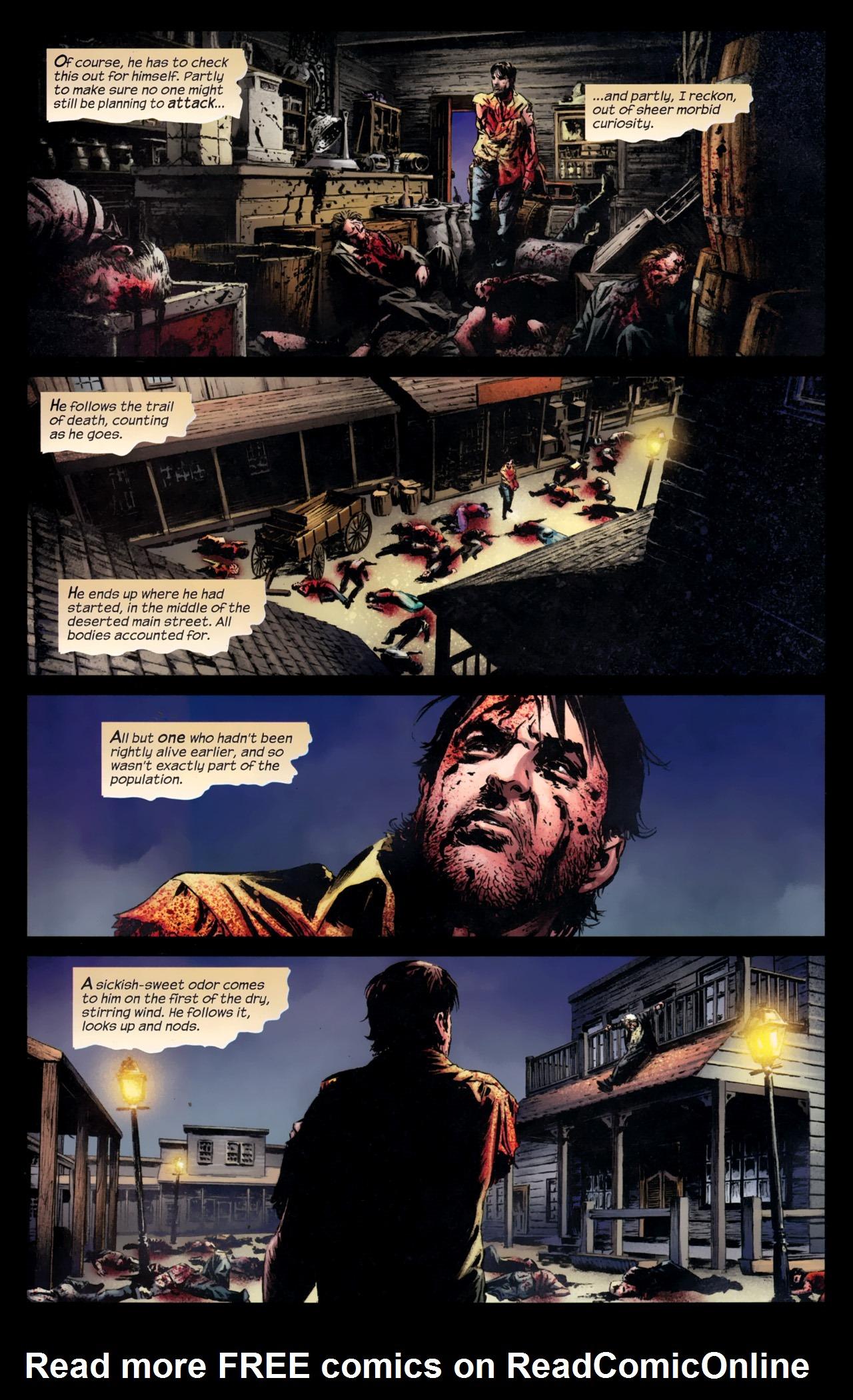 Read online Dark Tower: The Gunslinger - The Battle of Tull comic -  Issue #5 - 20