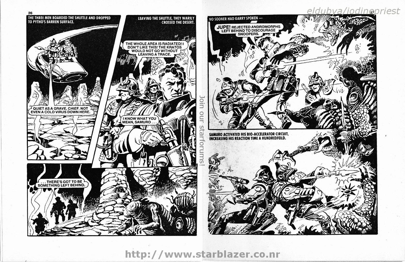 Starblazer issue 172 - Page 15