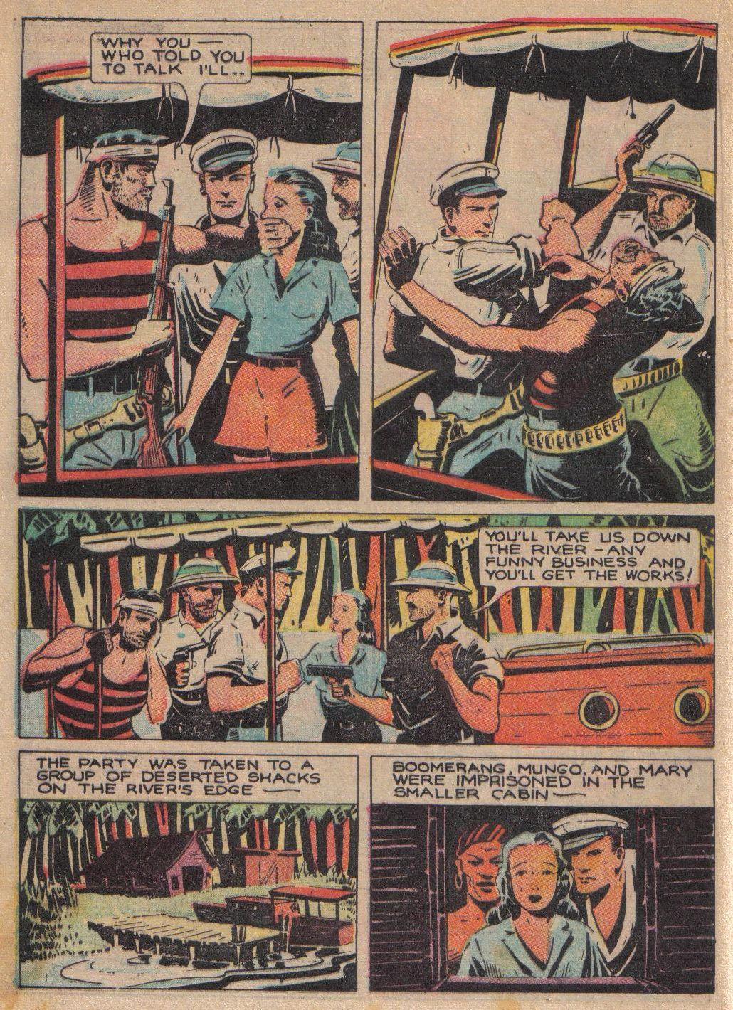 Read online Adventure Comics (1938) comic -  Issue #24 - 38