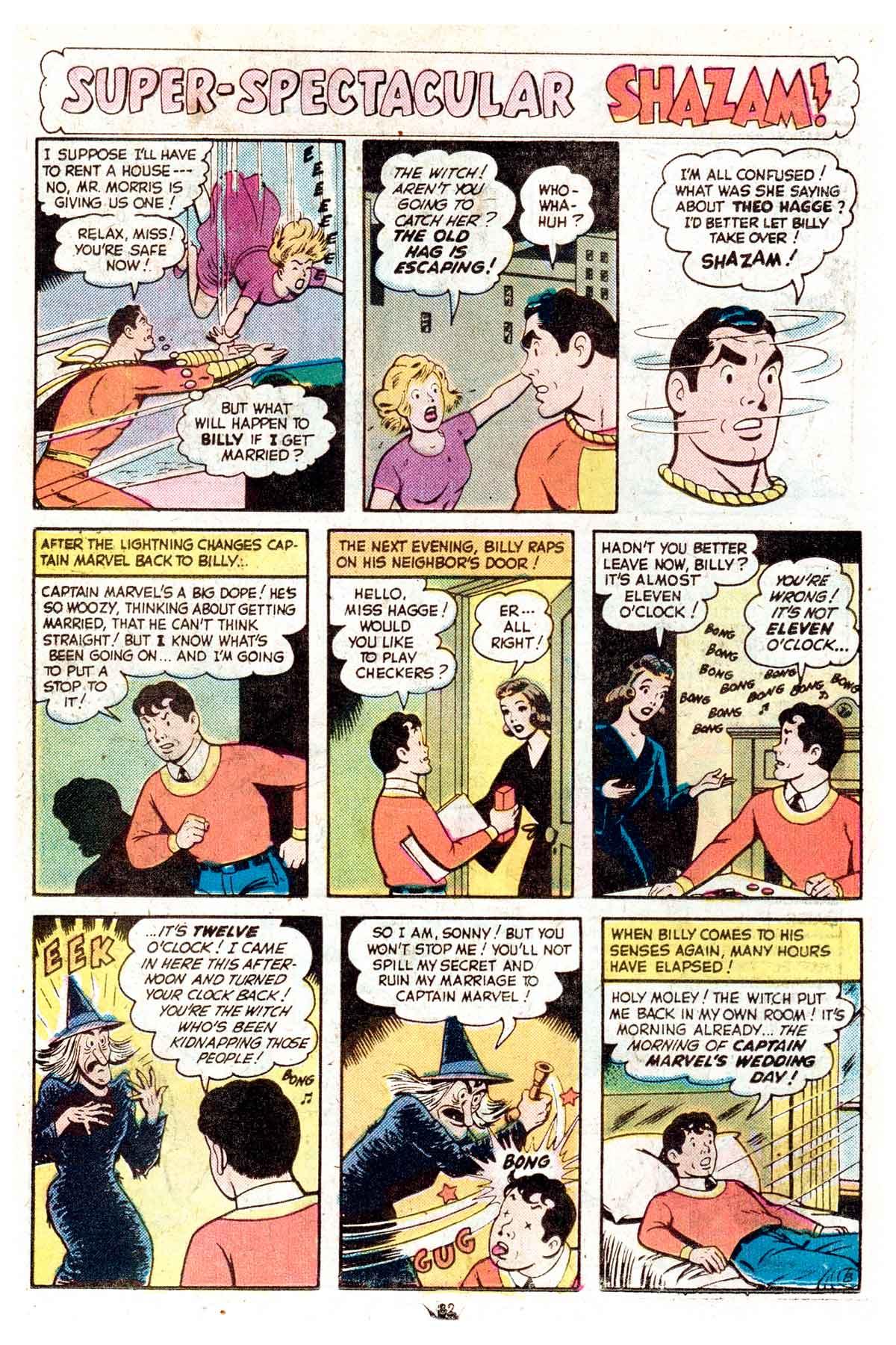 Read online Shazam! (1973) comic -  Issue #17 - 82