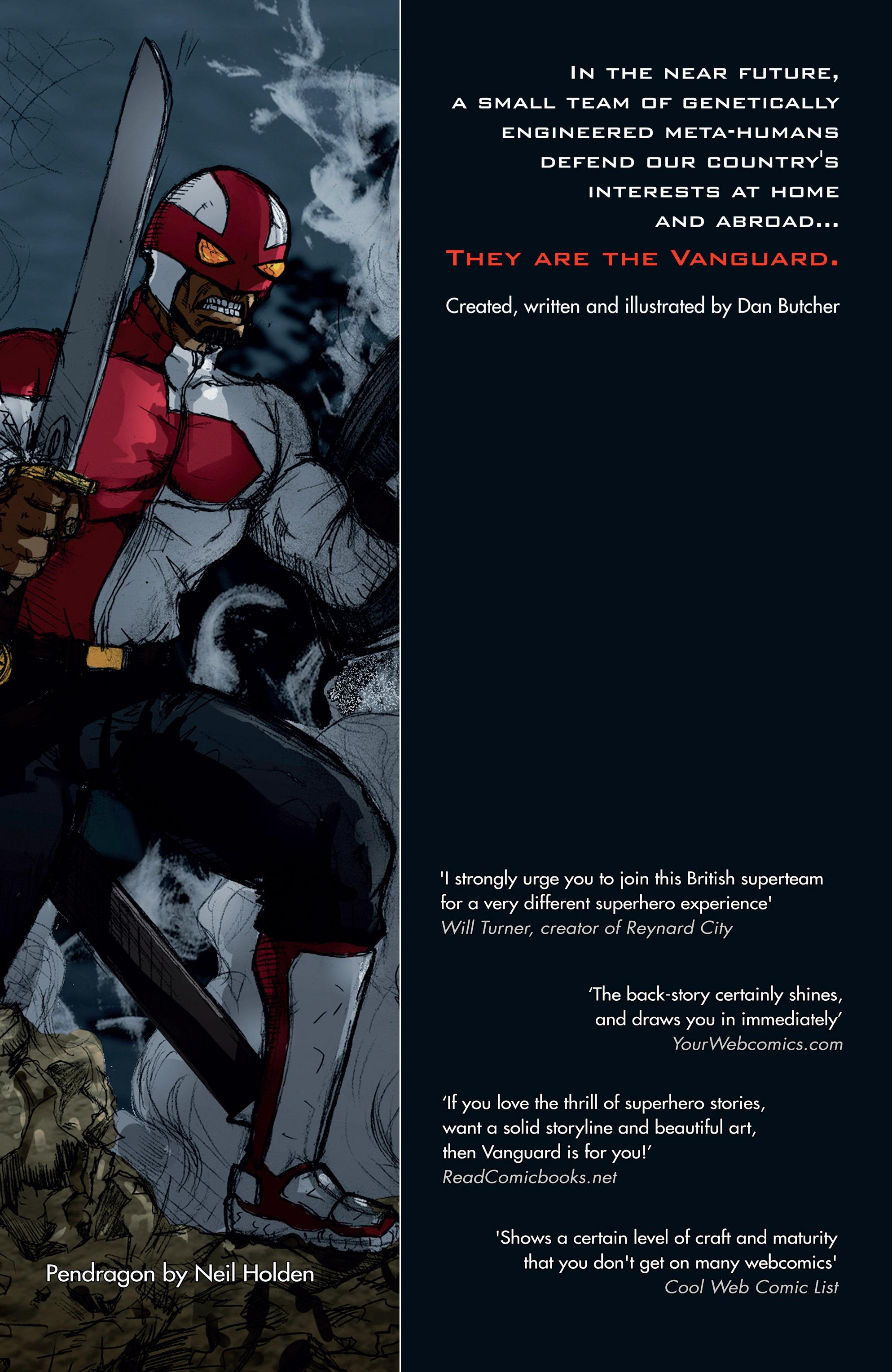 Read online Vanguard (2015) comic -  Issue #1 - 27