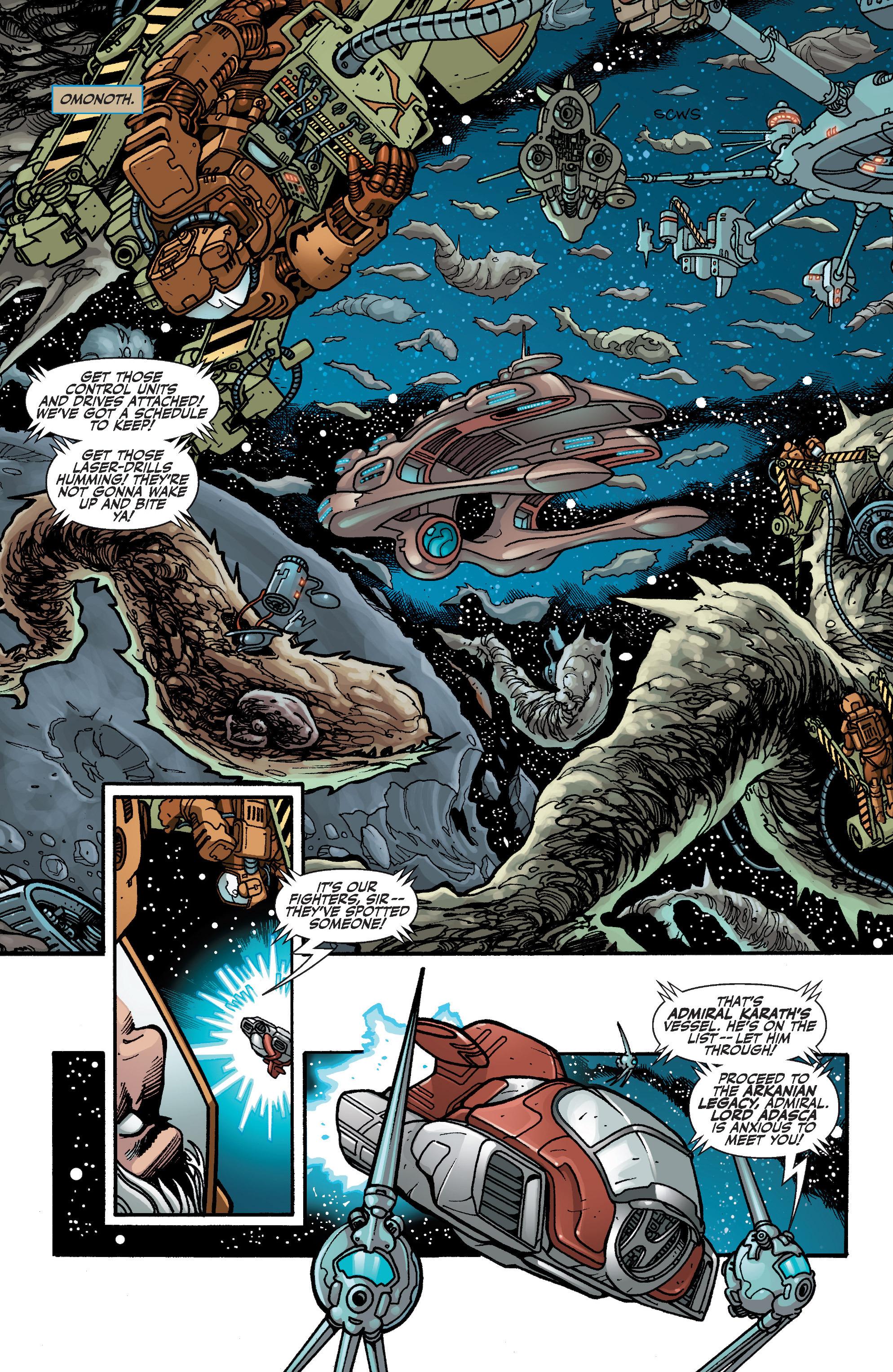 Read online Star Wars Omnibus comic -  Issue # Vol. 32 - 7