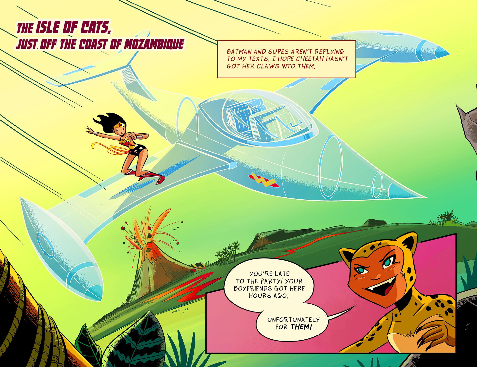 Read online Sensation Comics Featuring Wonder Woman comic -  Issue #22 - 3