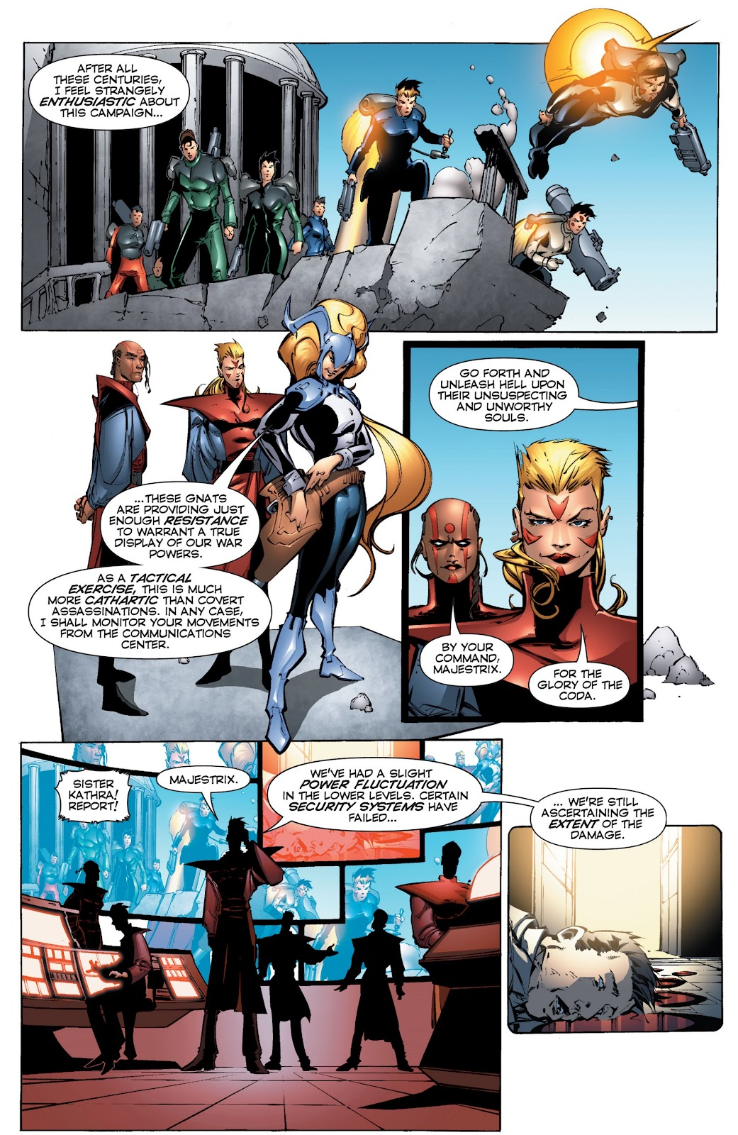 Wildcats Version 3.0 Issue #23 #23 - English 16