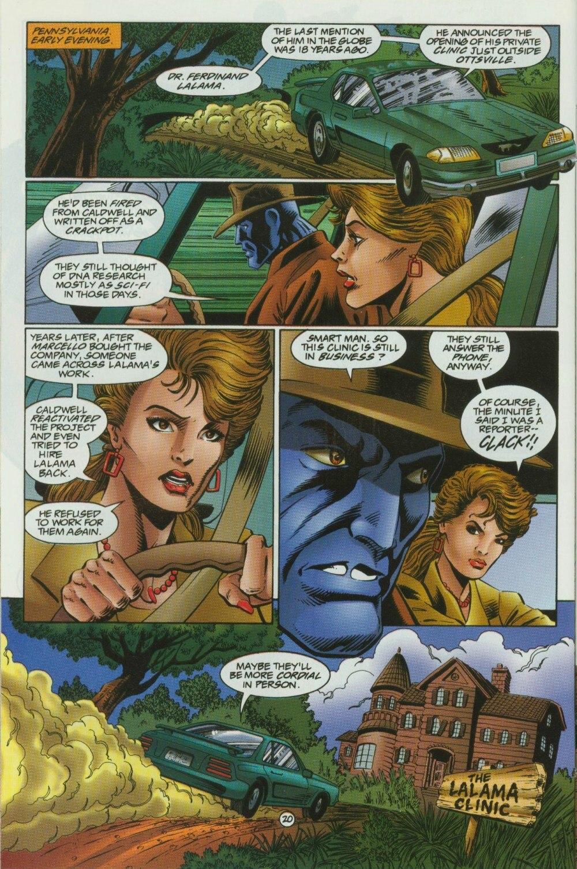 Read online Sludge comic -  Issue #10 - 23