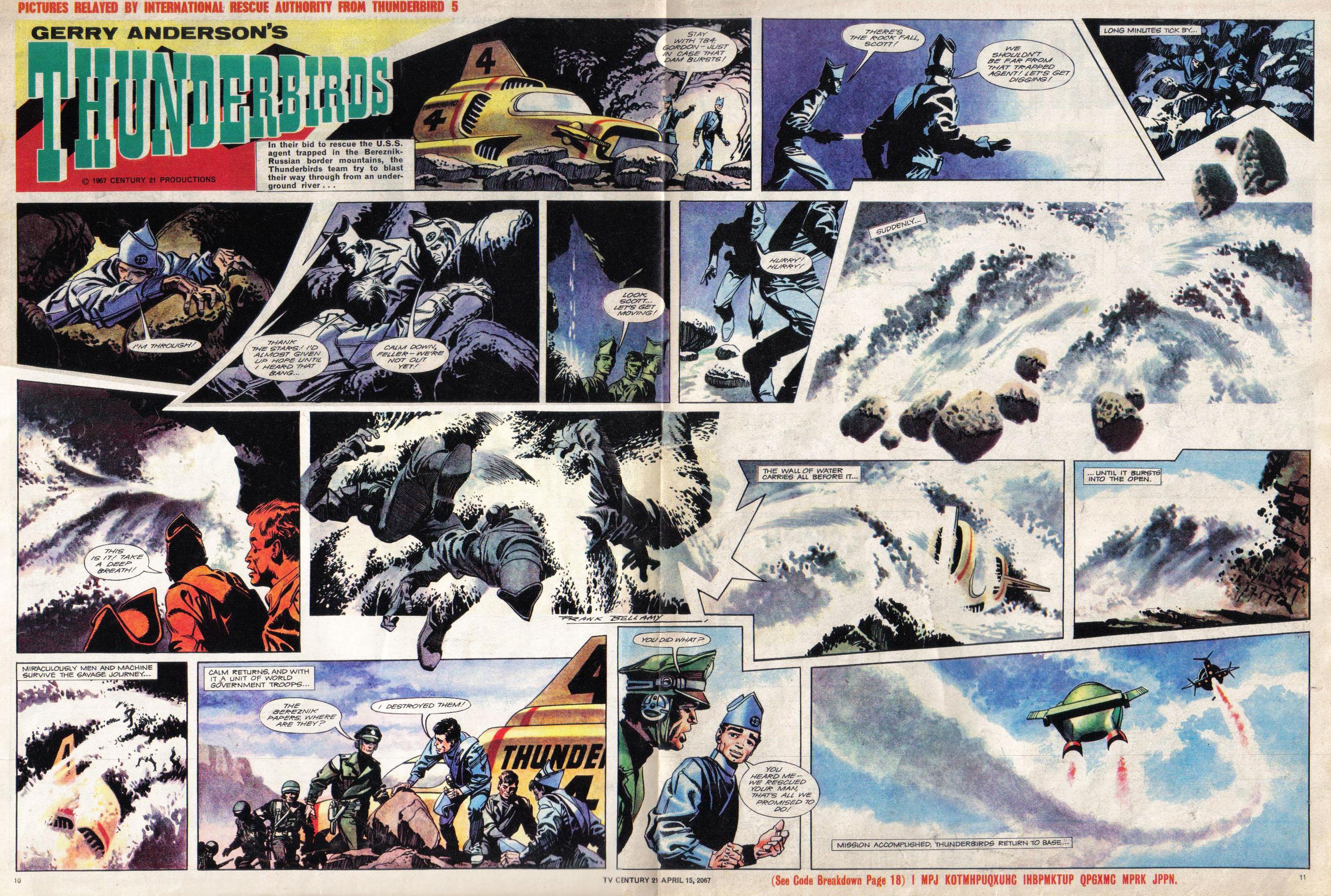 Read online TV Century 21 (TV 21) comic -  Issue #117 - 10