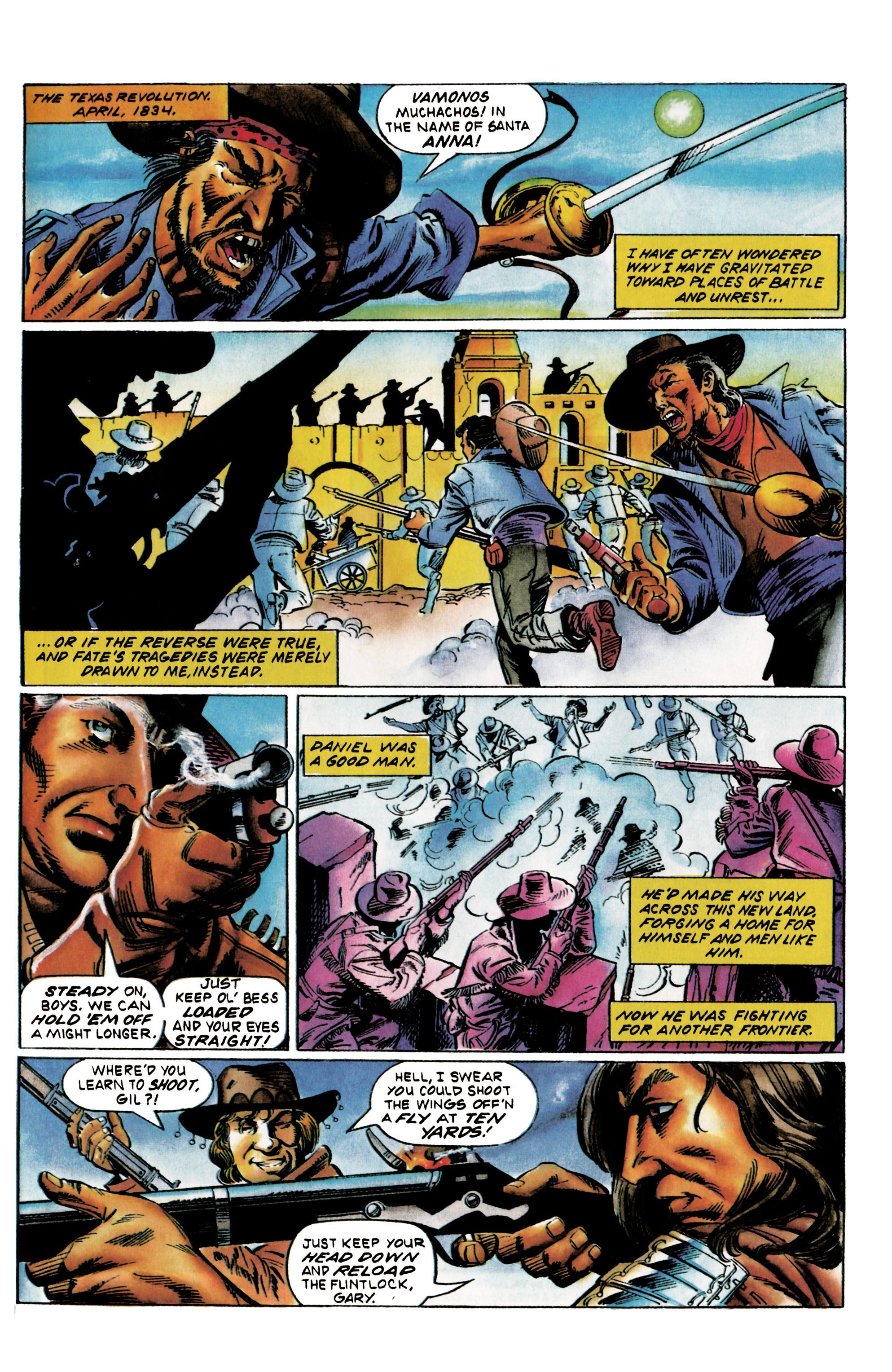Read online Eternal Warrior (1992) comic -  Issue #20 - 2