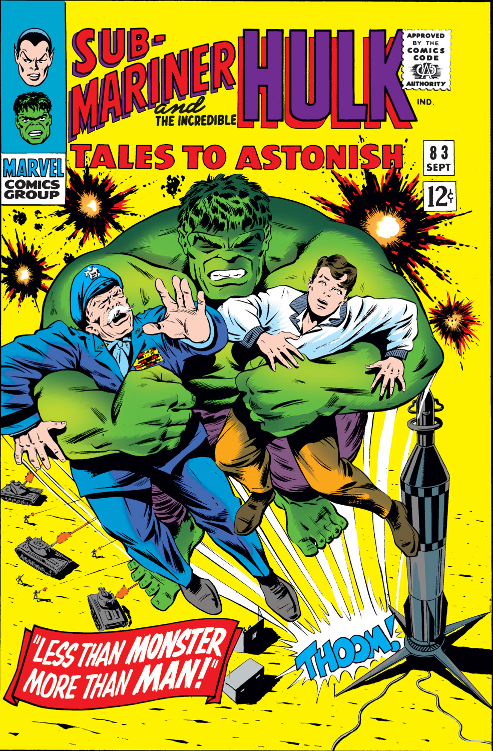 Tales to Astonish (1959) issue 83 - Page 1