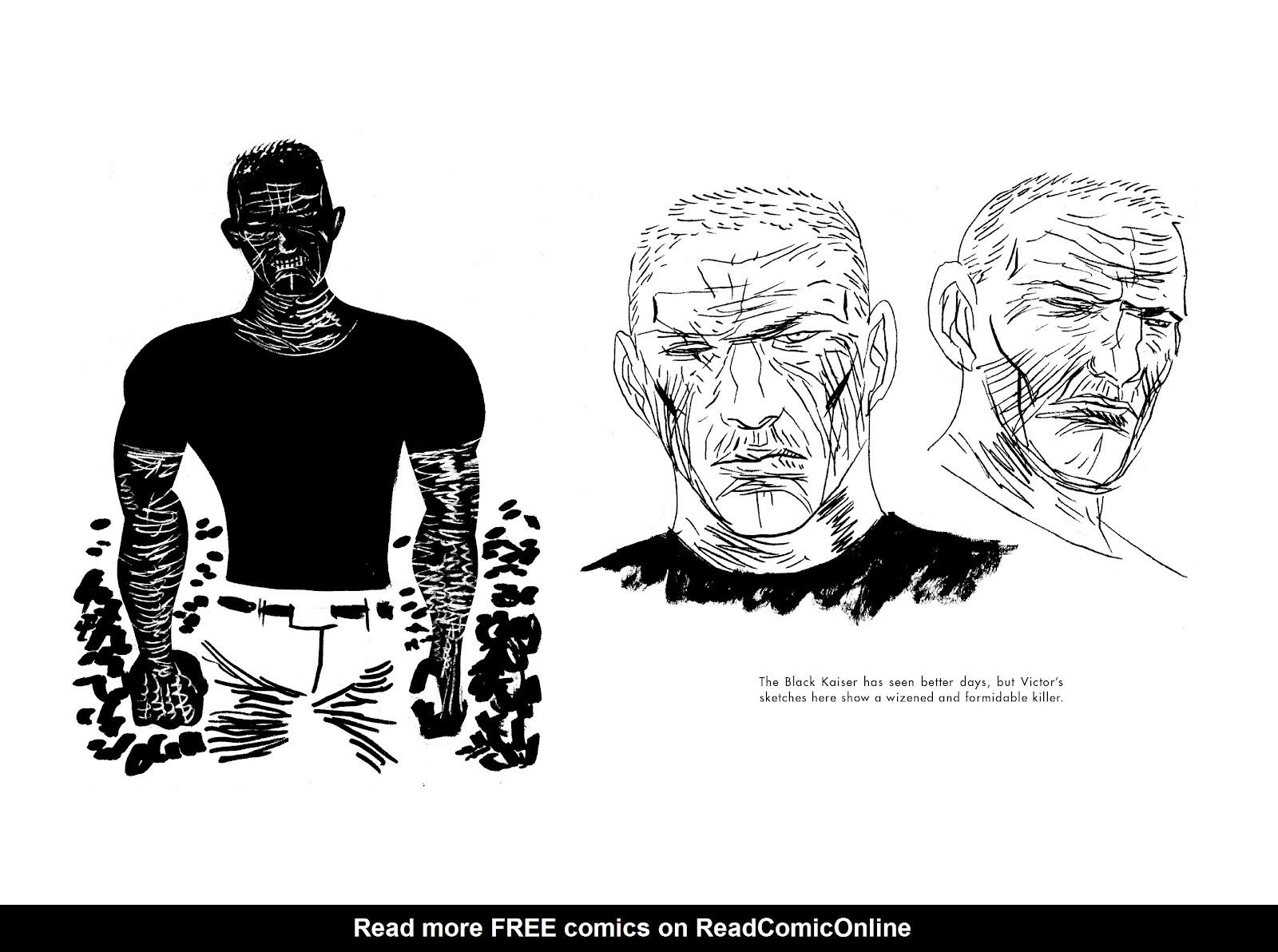 Read online Polar comic -  Issue # TPB The Kaiser Falls (Part 2) - 66
