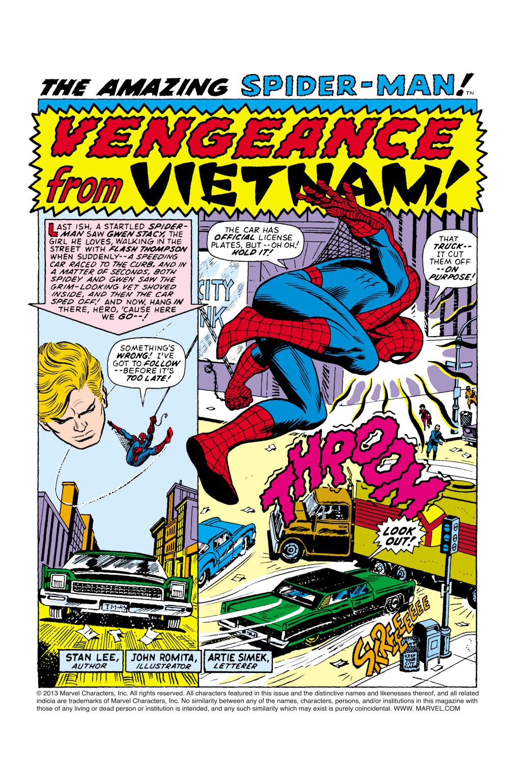 The Amazing Spider-Man (1963) 108 Page 2