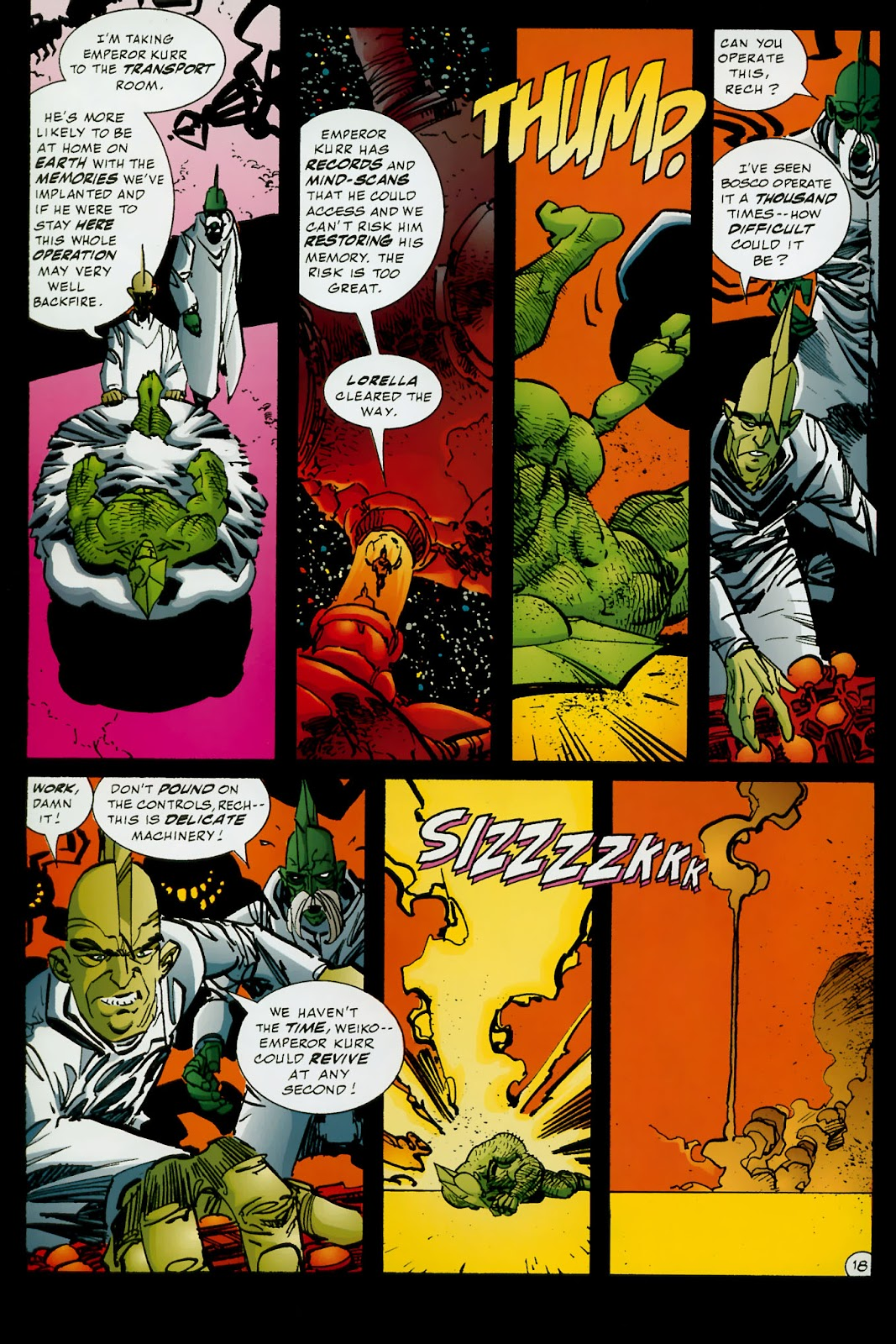 The Savage Dragon (1993) Issue #150 #153 - English 91