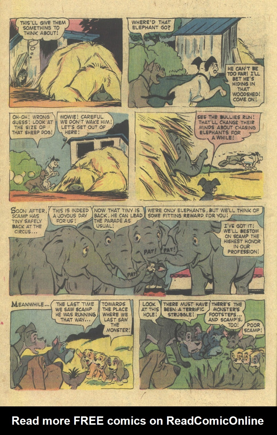 Scamp (1967) issue 33 - Page 12