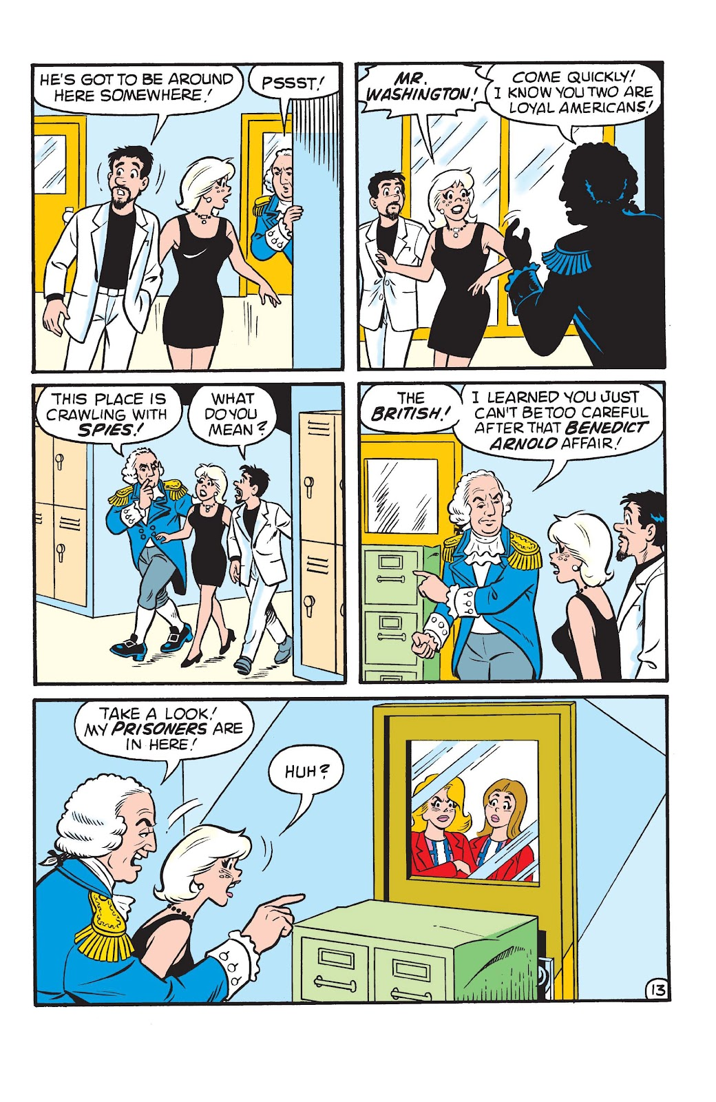 Sabrina the Teenage Witch (1997) Issue #22 #23 - English 15