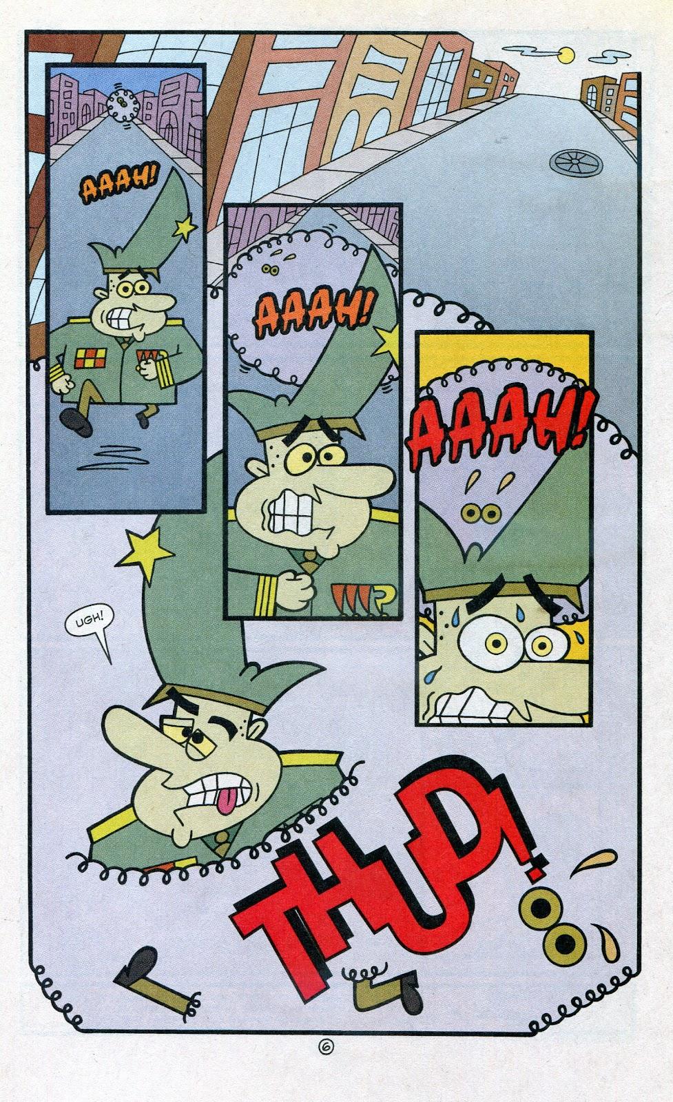 Read online Cartoon Cartoons comic -  Issue #4 - 31