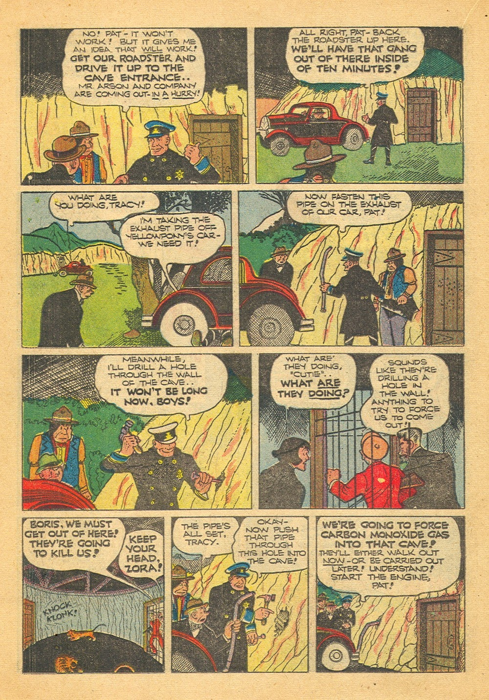 Dick Tracy Monthly issue 10 - Page 18