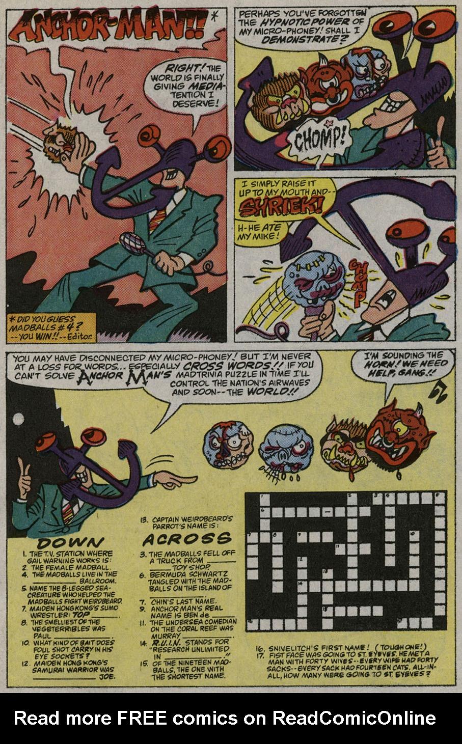 Madballs issue 9 - Page 21