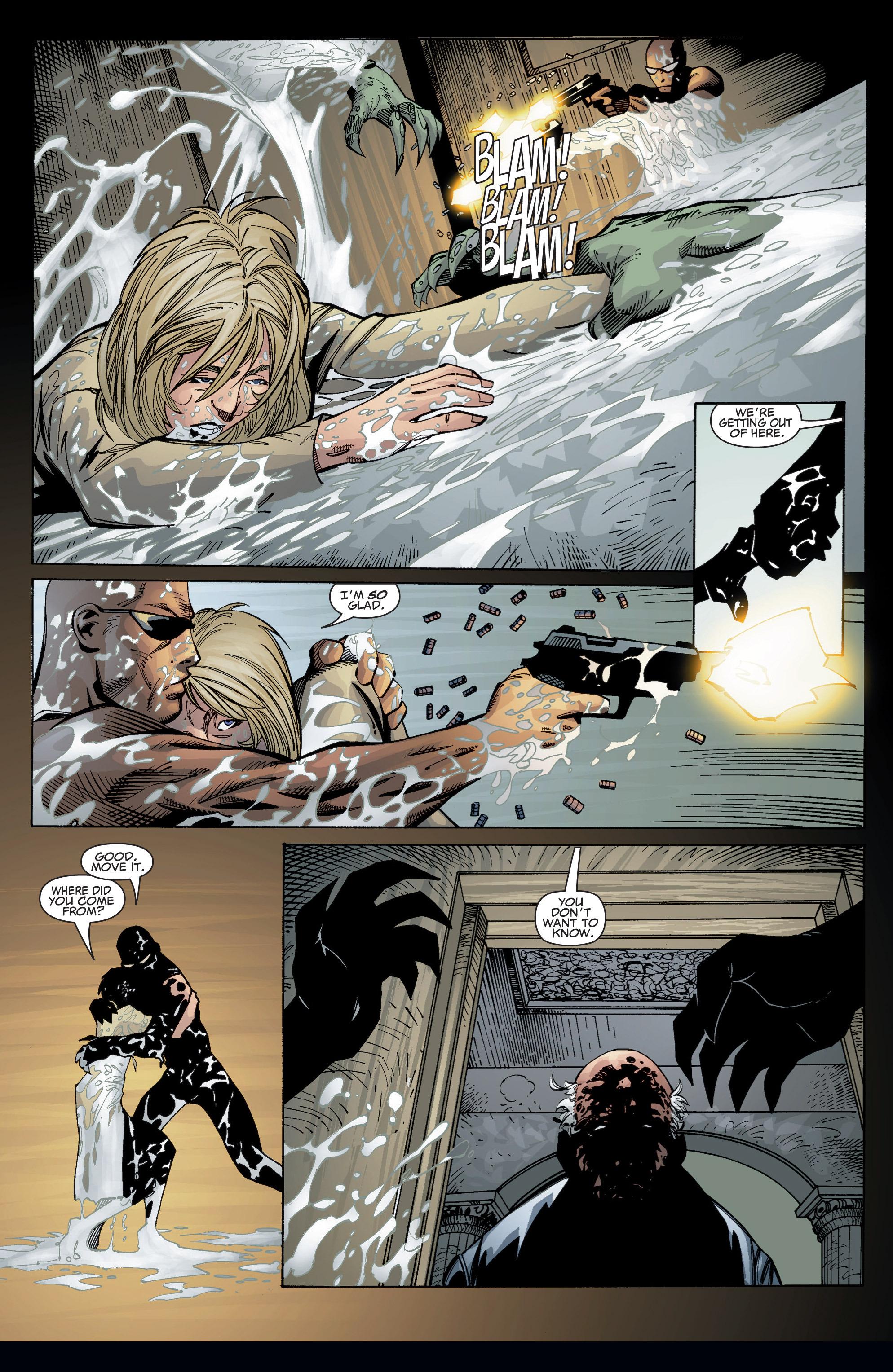 Read online Shadowman (1999) comic -  Issue #1 - 36
