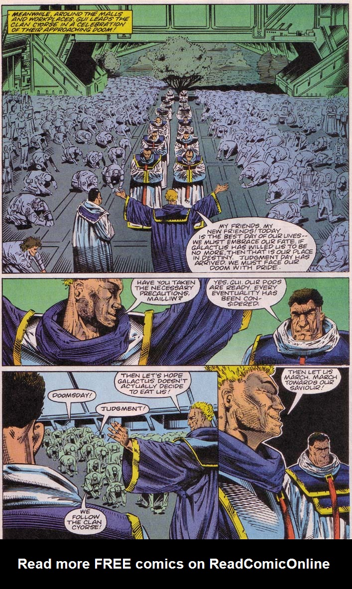 Read online Cyberspace 3000 comic -  Issue #3 - 13