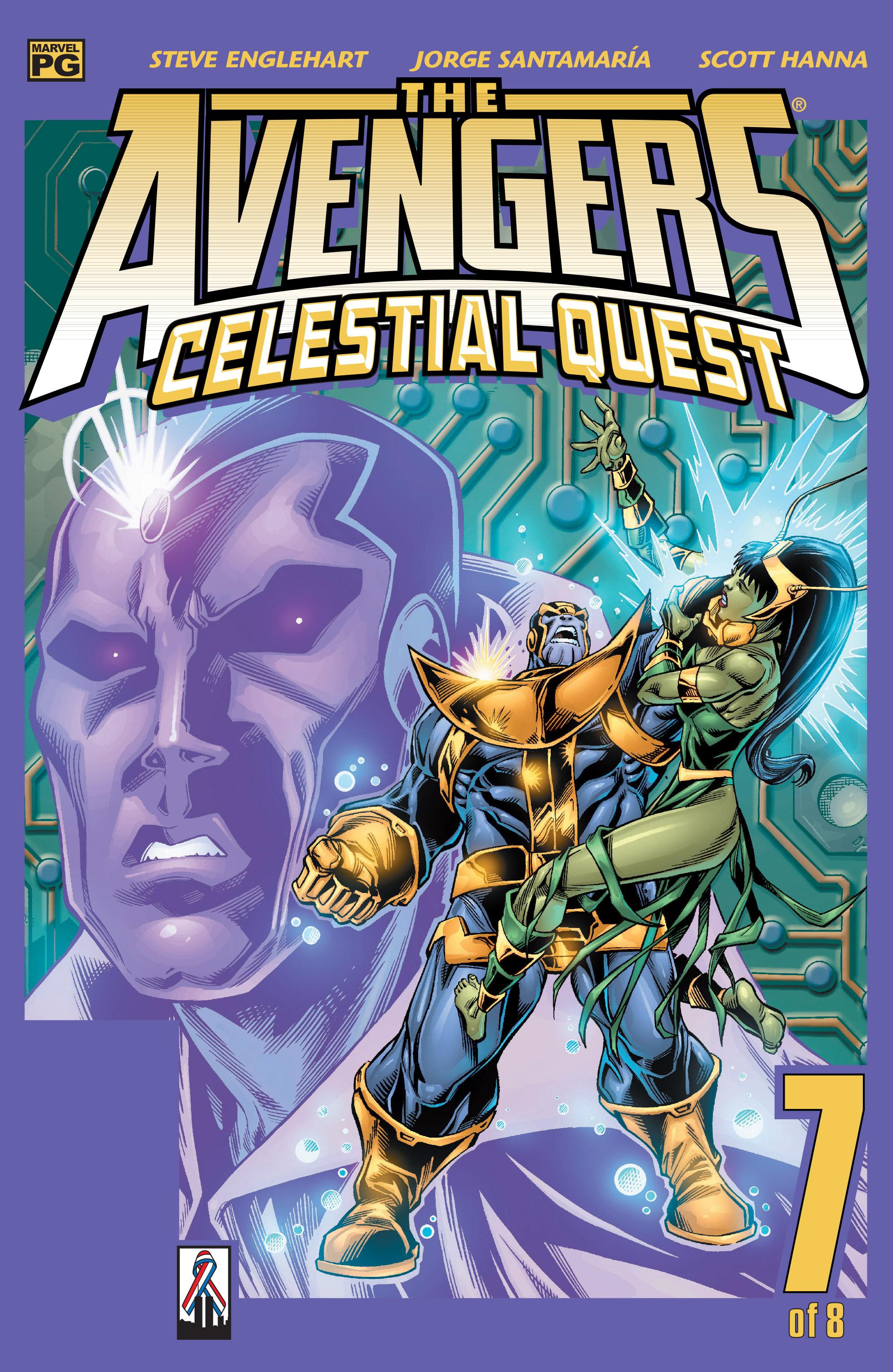 Avengers: Celestial Quest 7 Page 1
