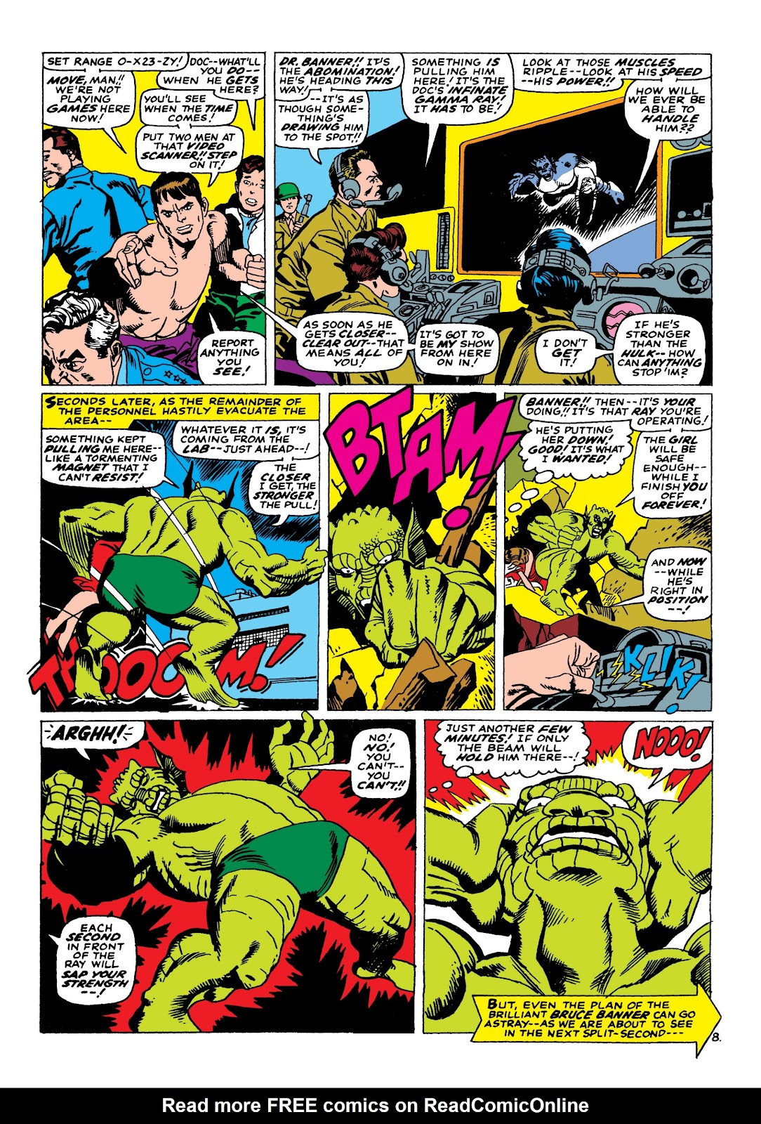 Read online Marvel Masterworks: The Incredible Hulk comic -  Issue # TPB 3 (Part 2) - 36