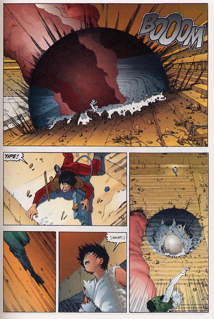 Read online Akira comic -  Issue #32 - 50