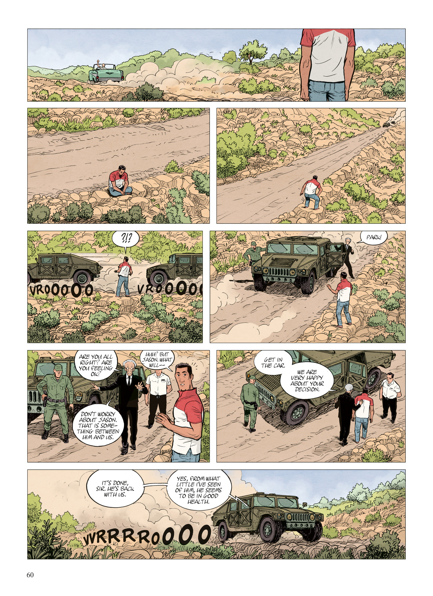 Read online Alter Ego comic -  Issue #5 - 62