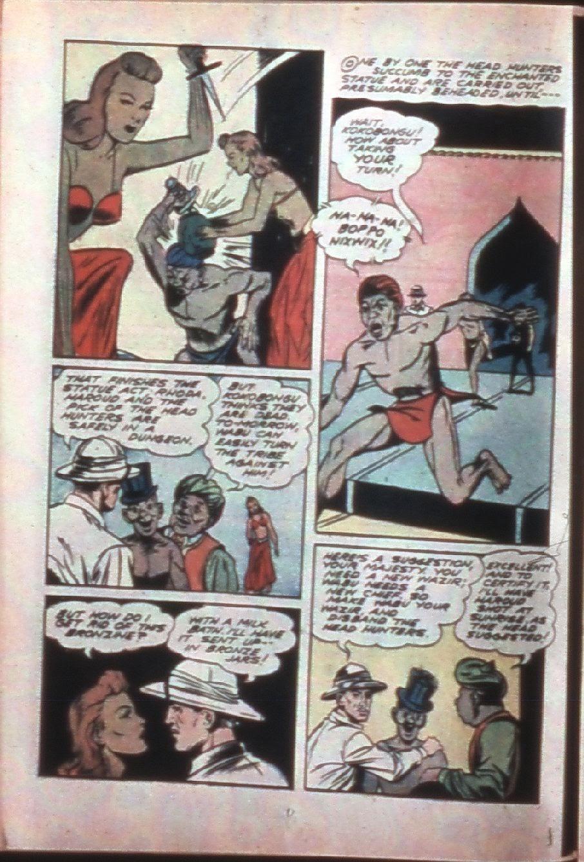 Read online Super-Magician Comics comic -  Issue #7 - 30