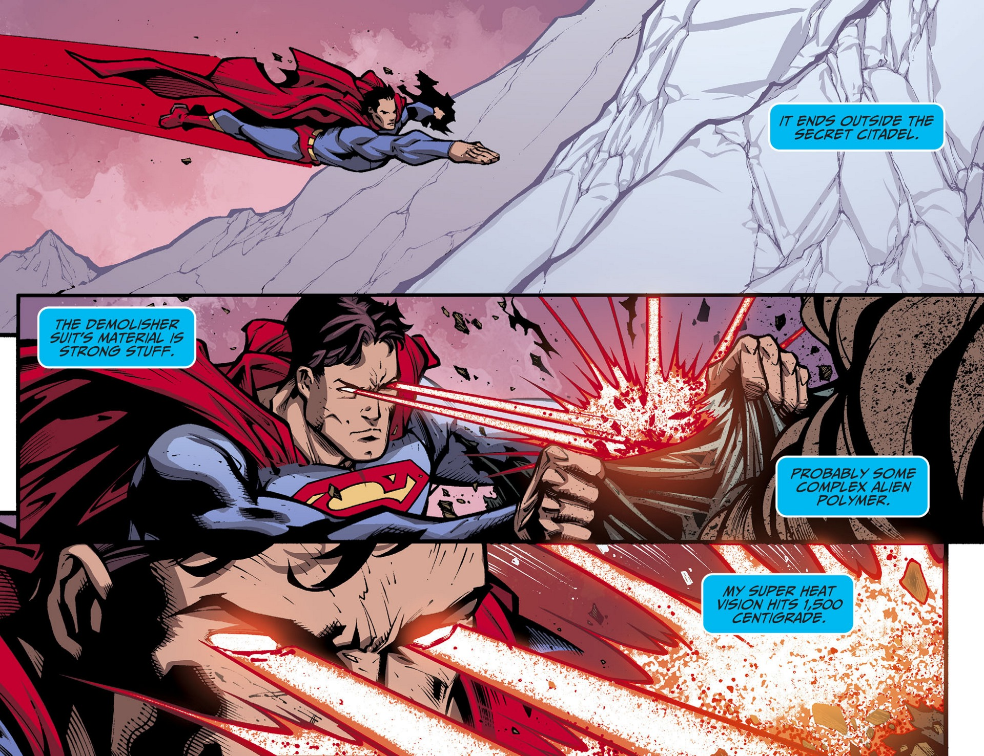 Read online Adventures of Superman [I] comic -  Issue #36 - 19