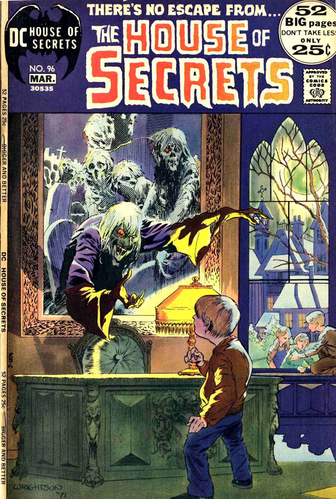 House of Secrets (1956) issue 96 - Page 1