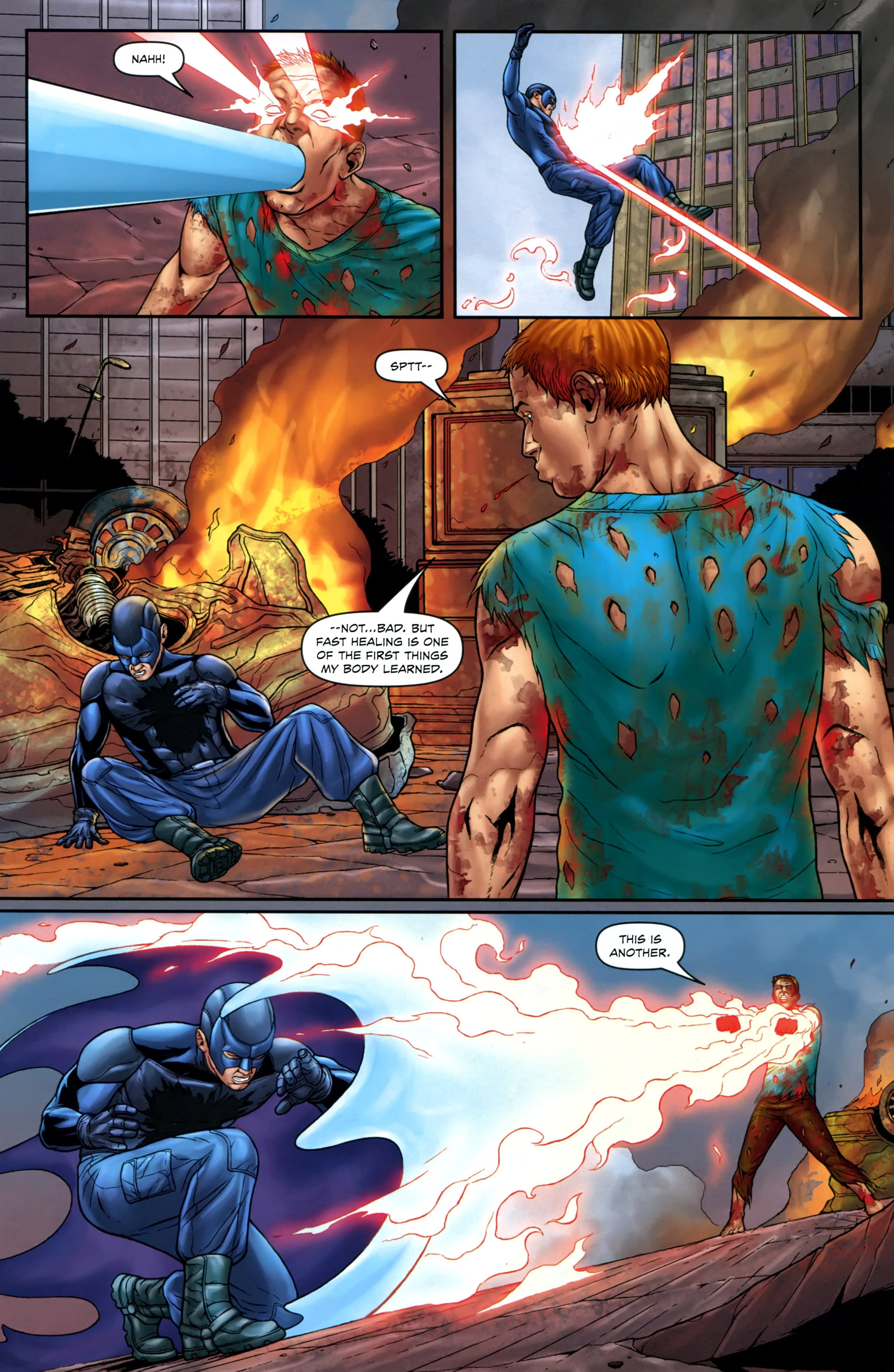 Read online Absolution: Rubicon comic -  Issue #2 - 13