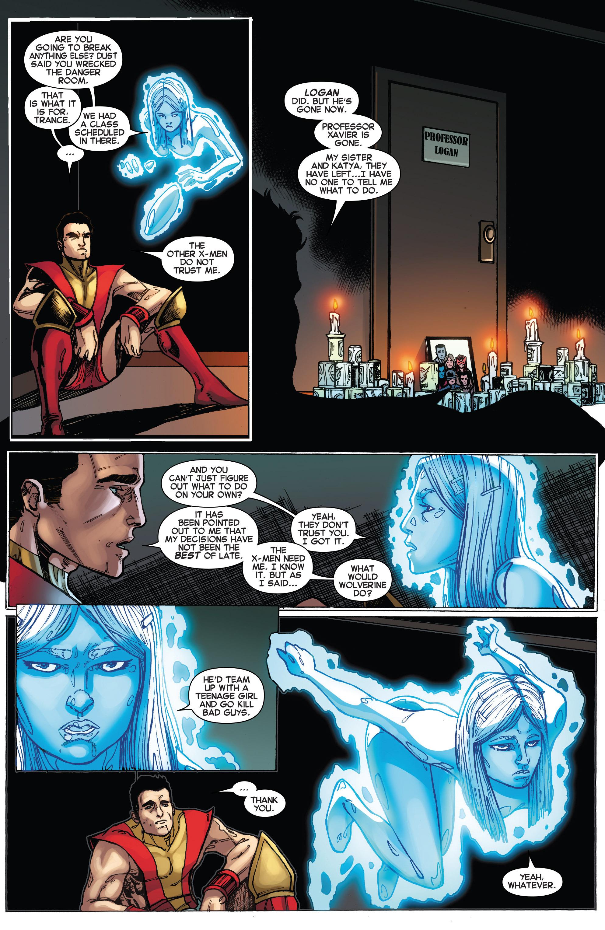 Read online Amazing X-Men (2014) comic -  Issue #15 - 18