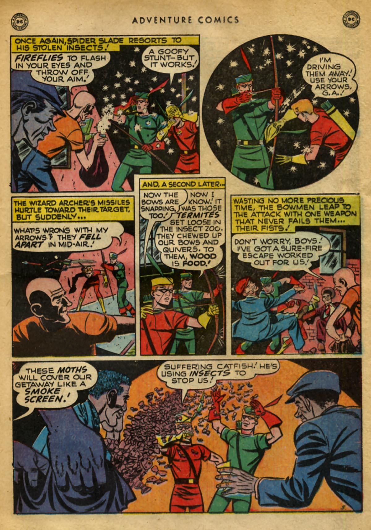 Read online Adventure Comics (1938) comic -  Issue #141 - 19