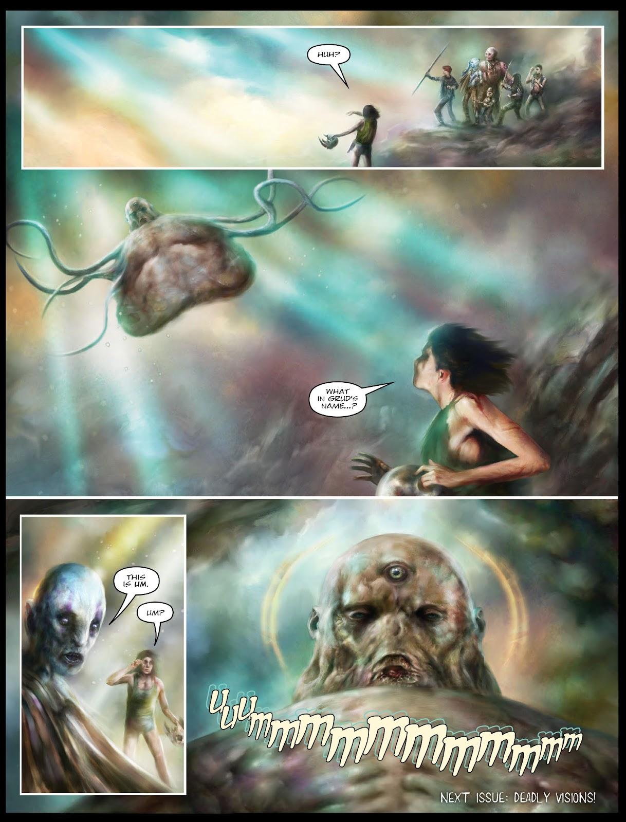 Judge Dredd Megazine (Vol. 5) issue 427 - Page 61