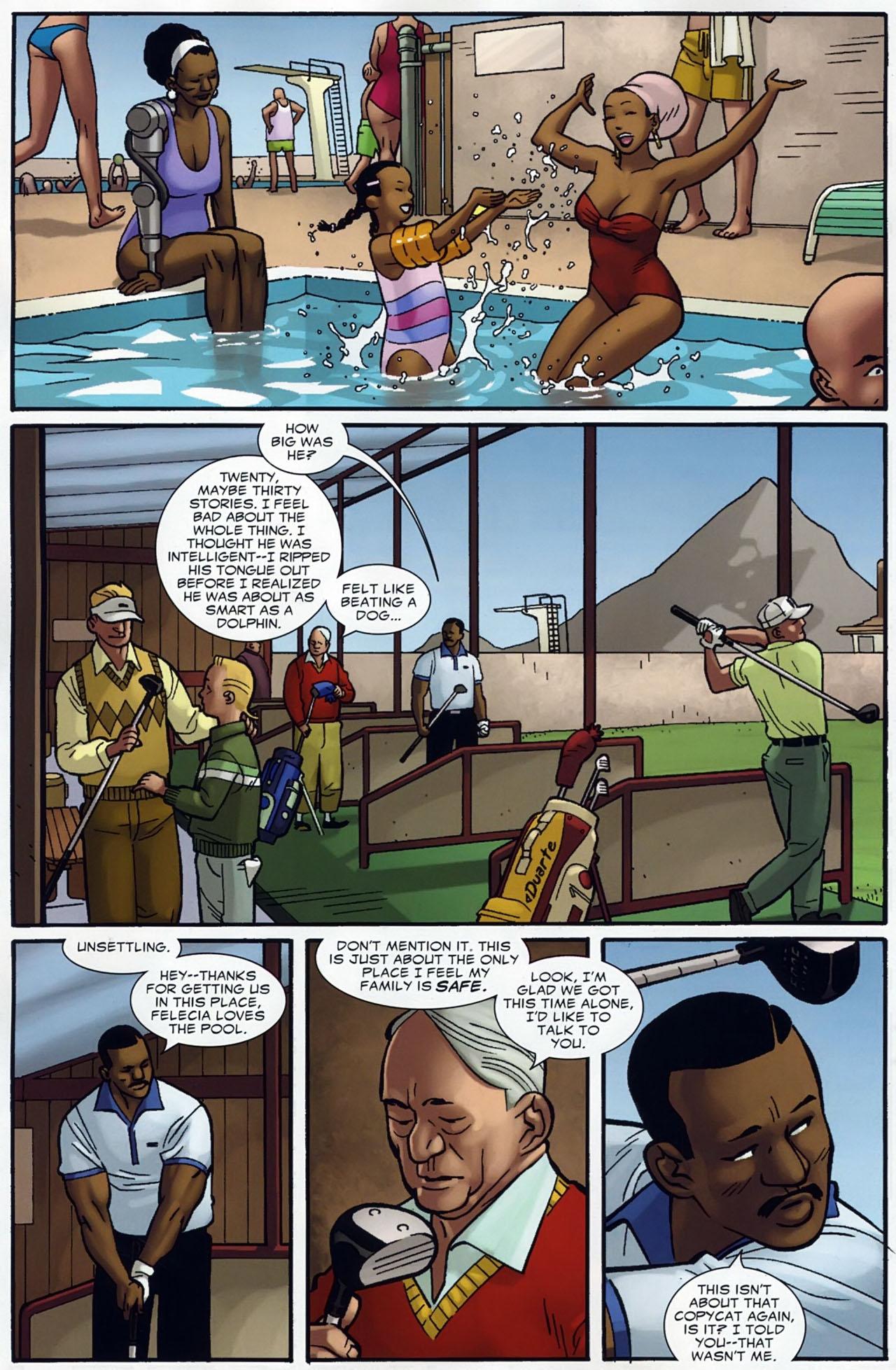 Read online Destroyer comic -  Issue #2 - 8