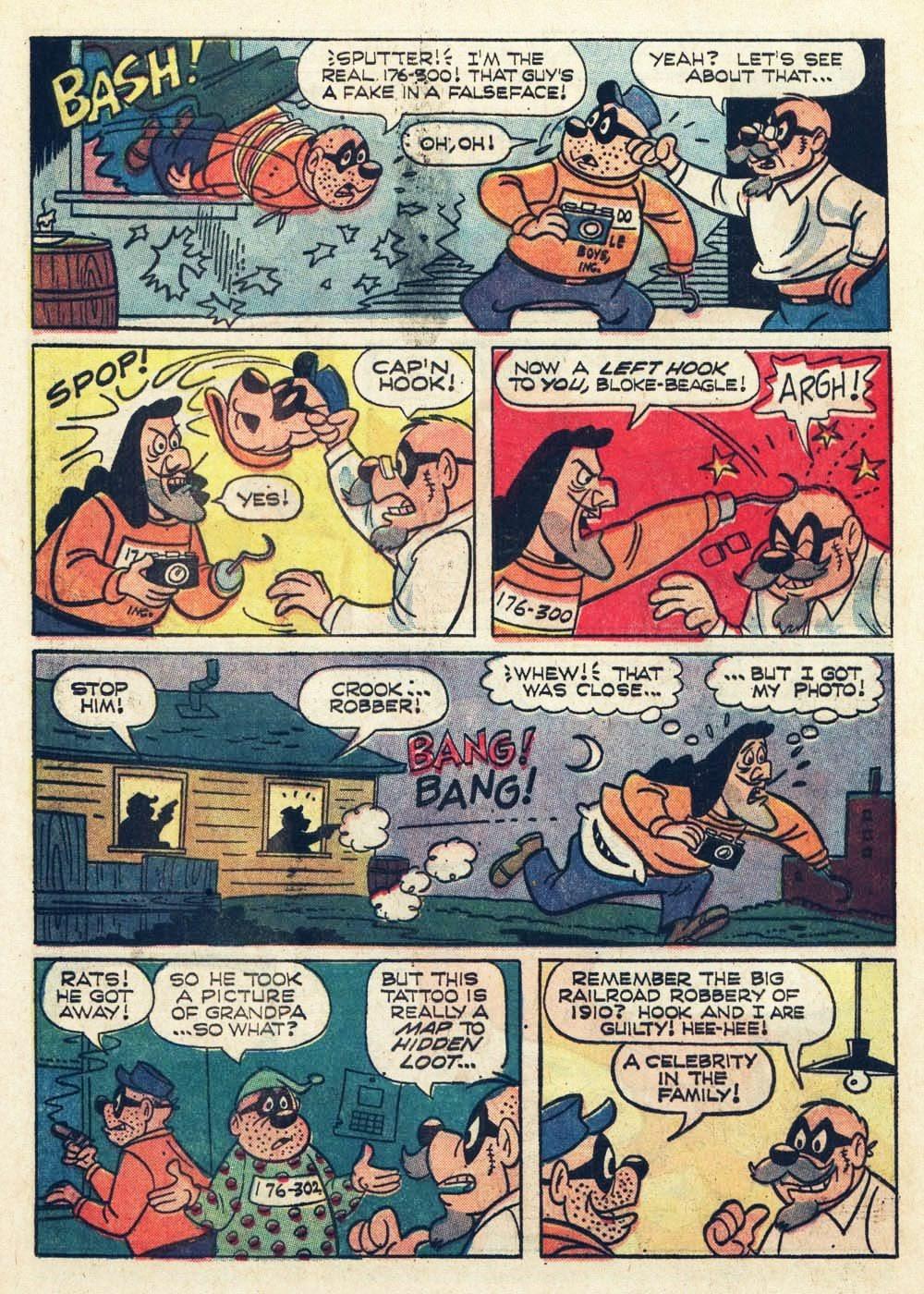 Walt Disney THE BEAGLE BOYS issue 6 - Page 28