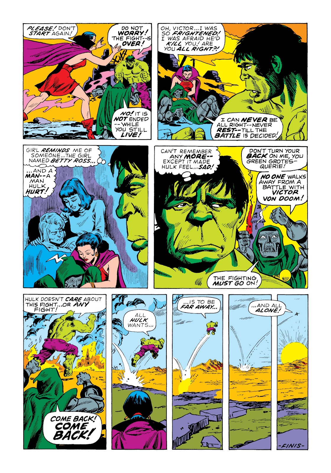 Read online Marvel Masterworks: The Incredible Hulk comic -  Issue # TPB 7 (Part 3) - 26